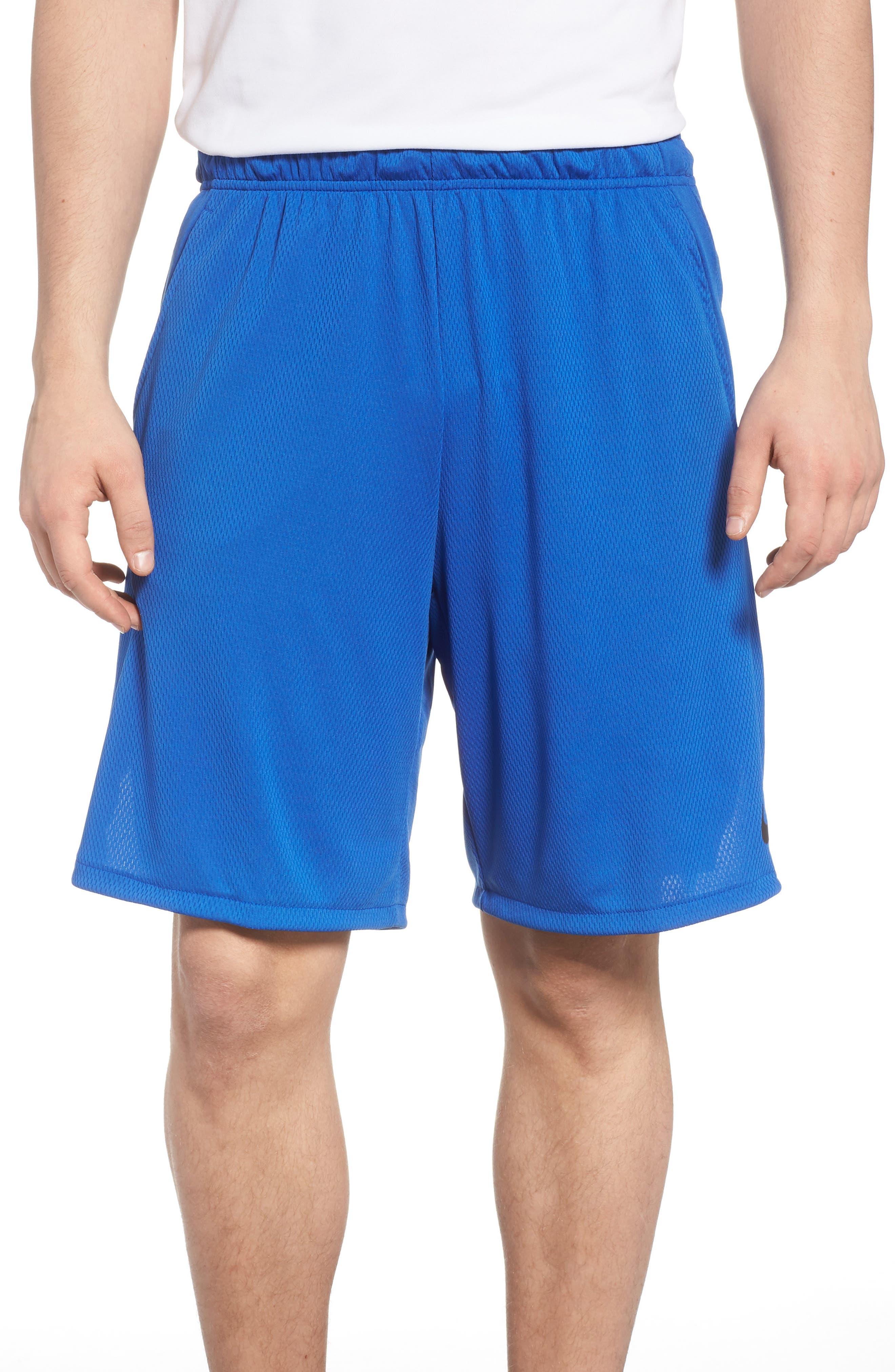Training Dry 4.0 Shorts,                             Main thumbnail 1, color,                             Game Royal/ Black