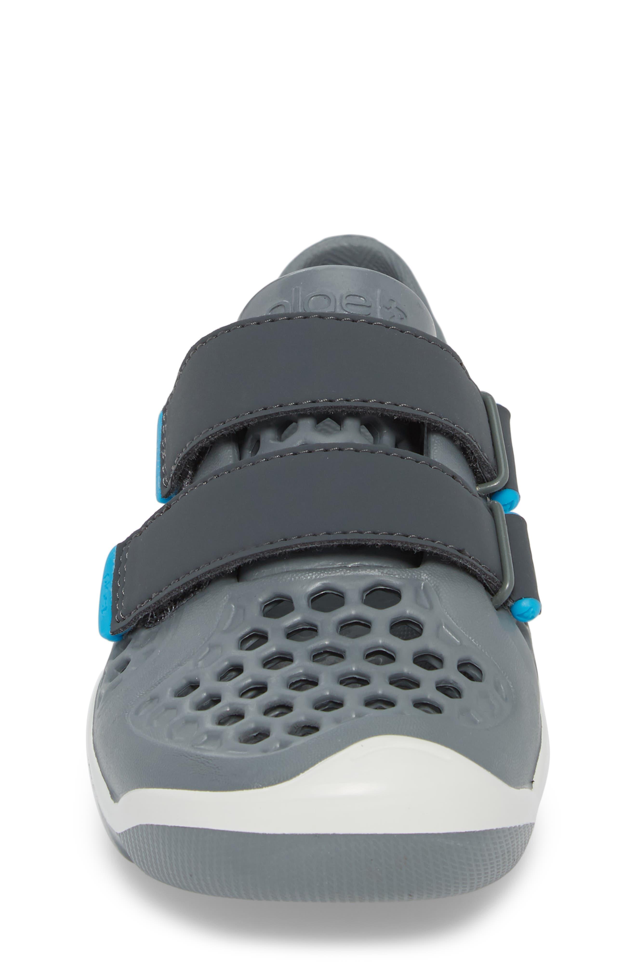 Mimo Customizable Sneaker,                             Alternate thumbnail 4, color,                             Slate
