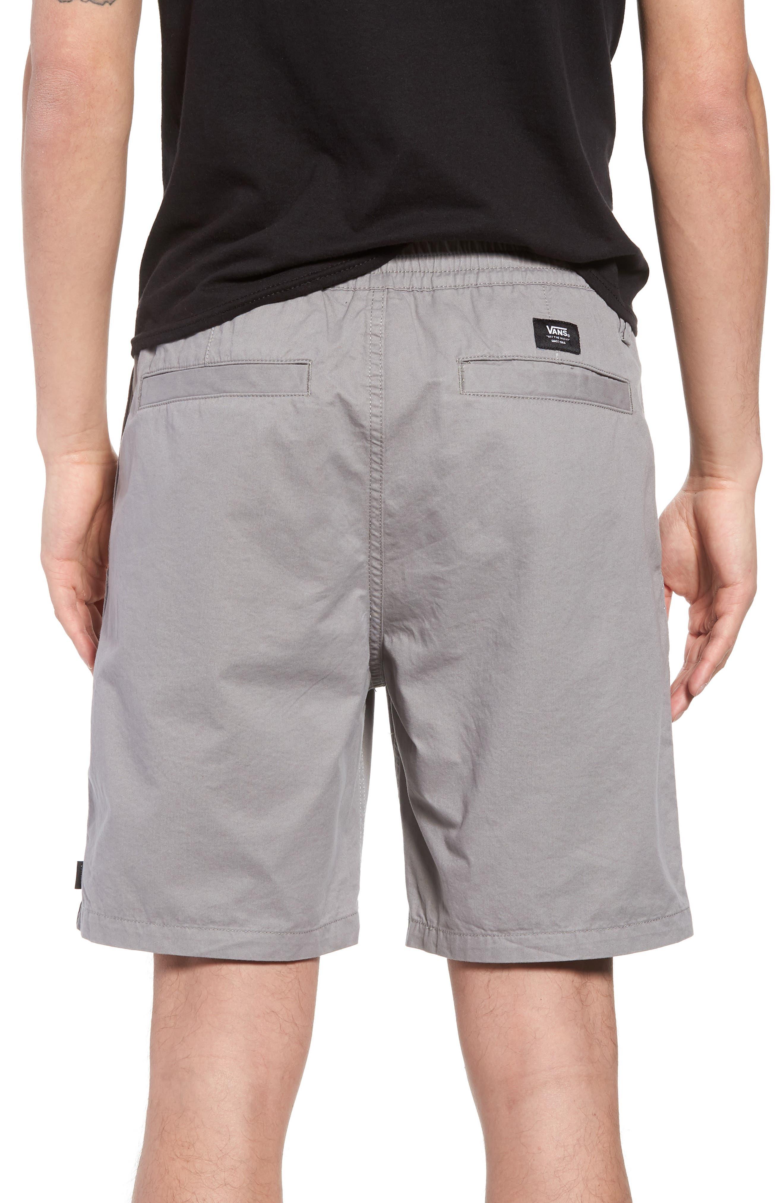 Range Drawstring Shorts,                             Alternate thumbnail 2, color,                             Frost Grey