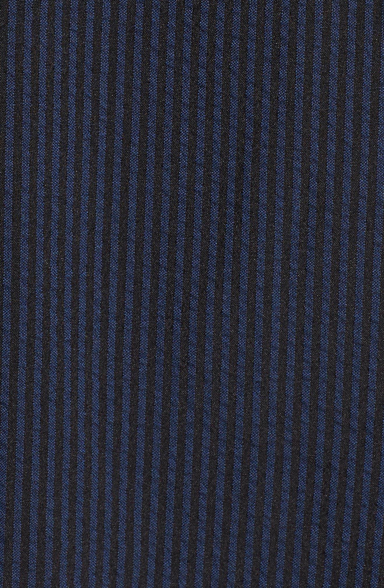 Alternate Image 5  - Anne Klein Seersucker Fit & Flare Dress