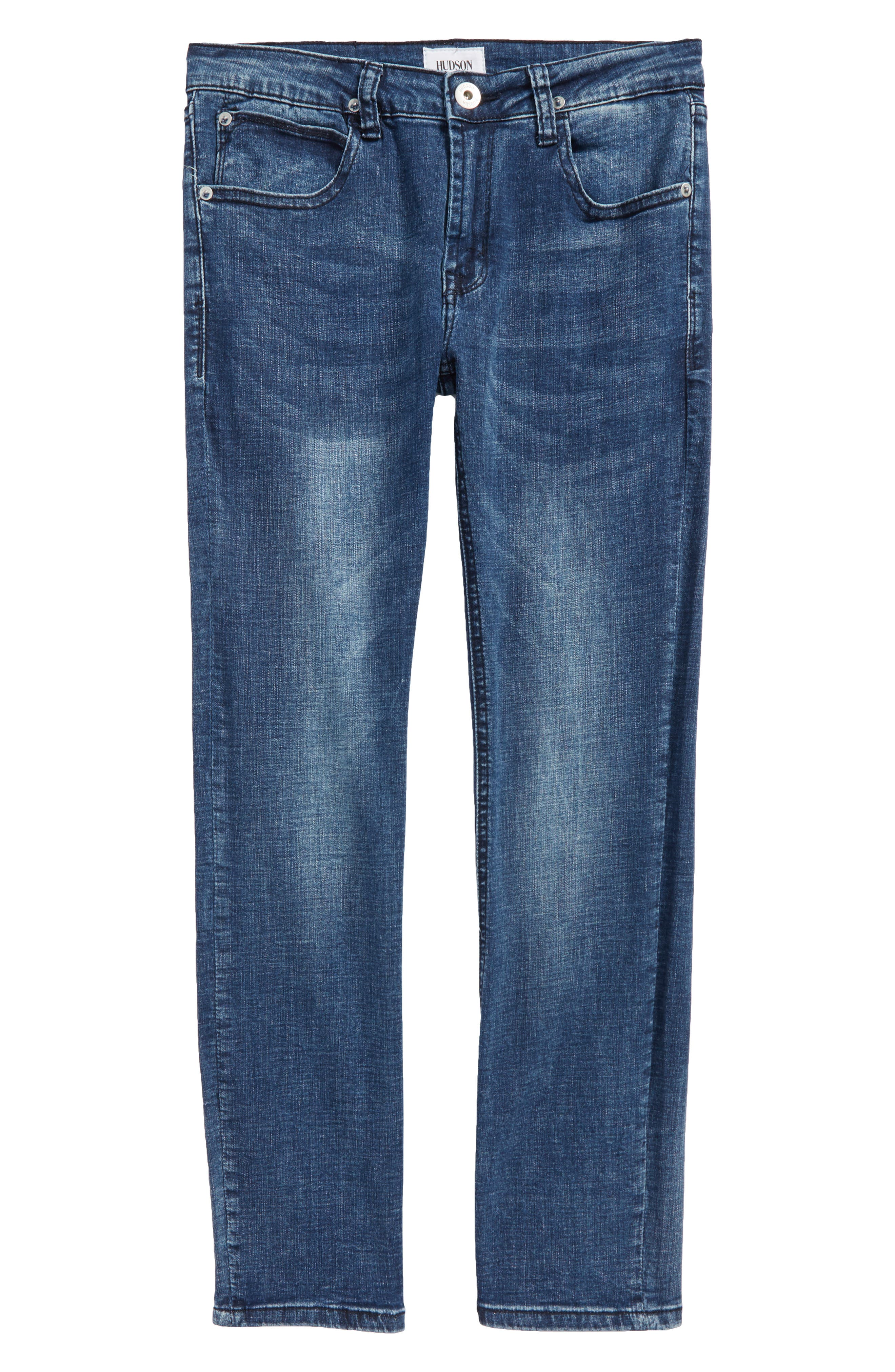 Jagger Slim Fit Straight Leg Jeans,                         Main,                         color, Desert Wash