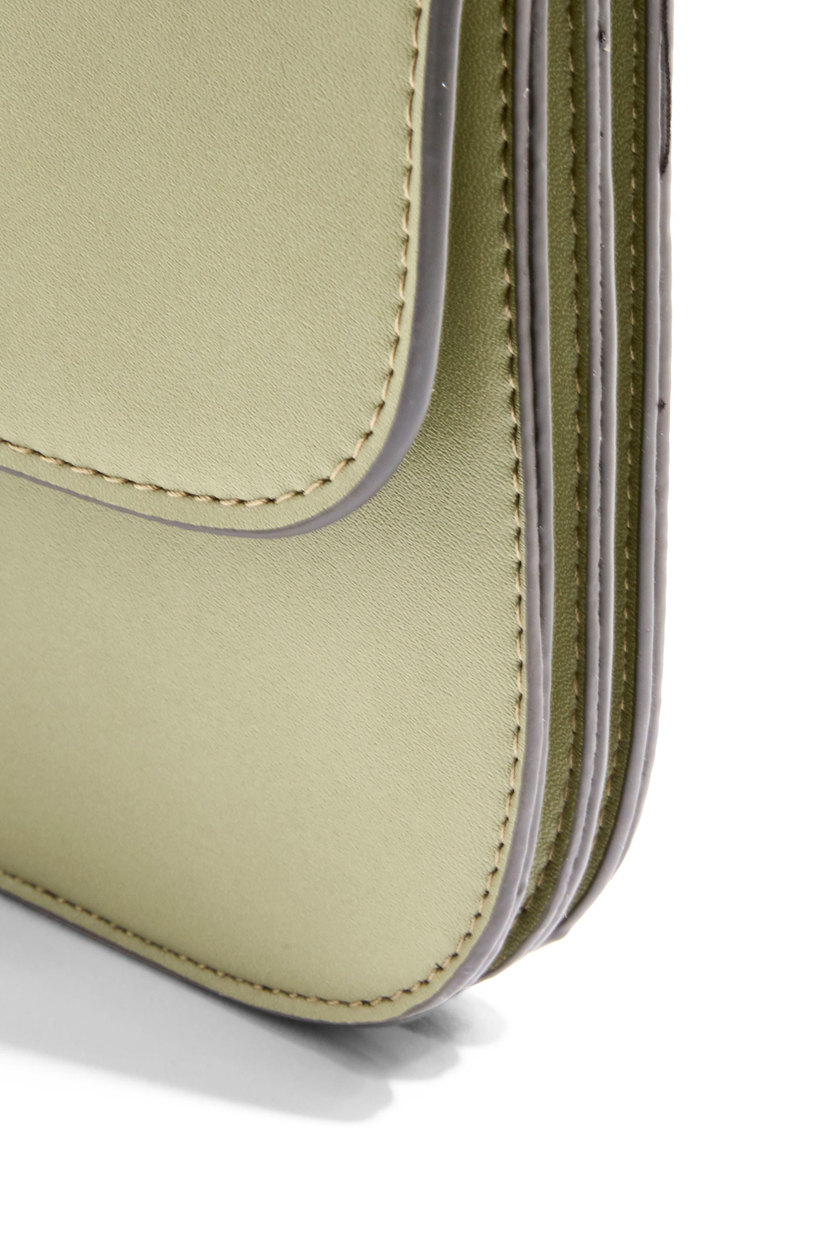 Ottie Crossbody Bag,                             Alternate thumbnail 5, color,                             Green