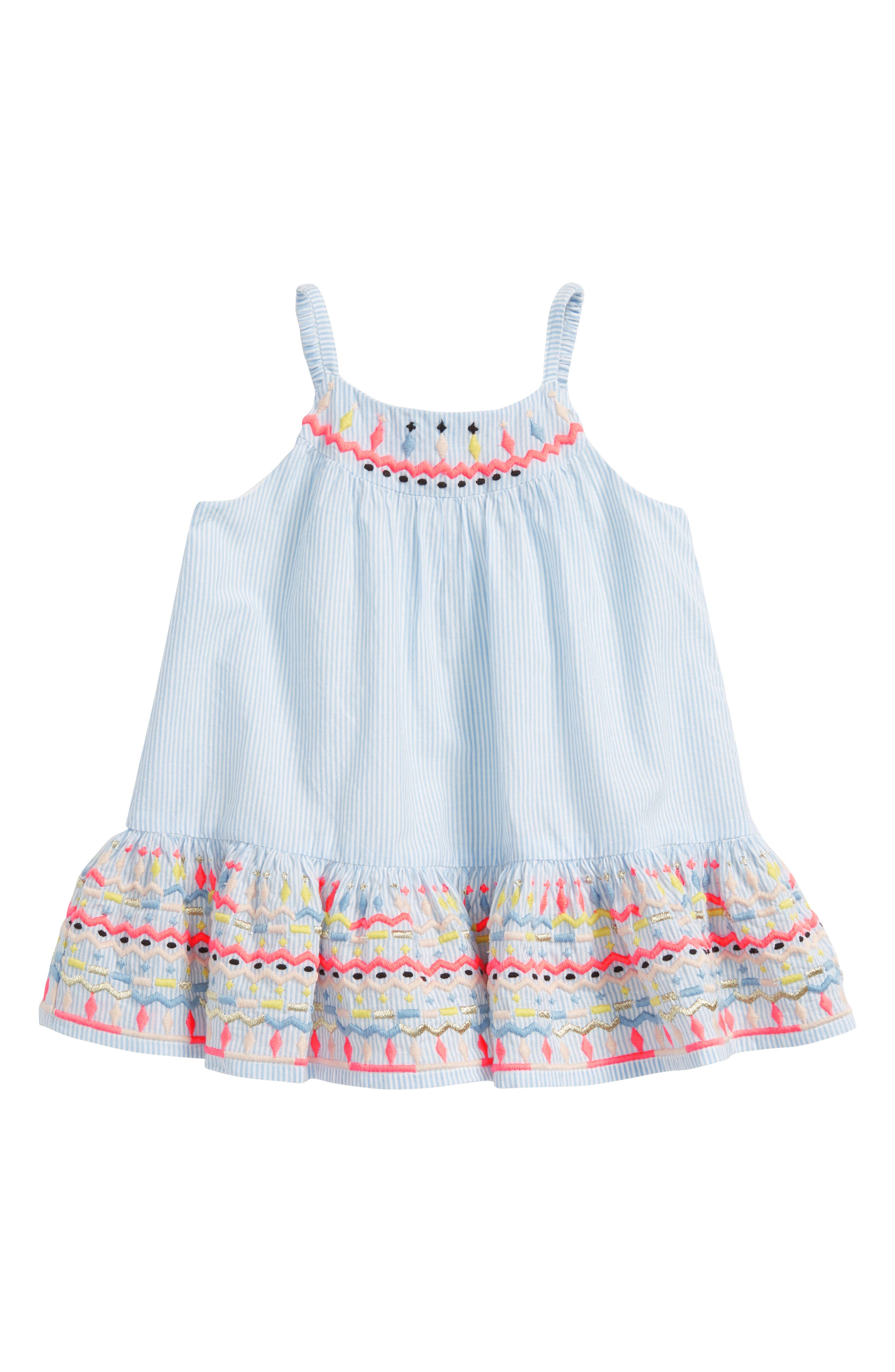 Gia Dress,                             Main thumbnail 1, color,                             Neon Coral