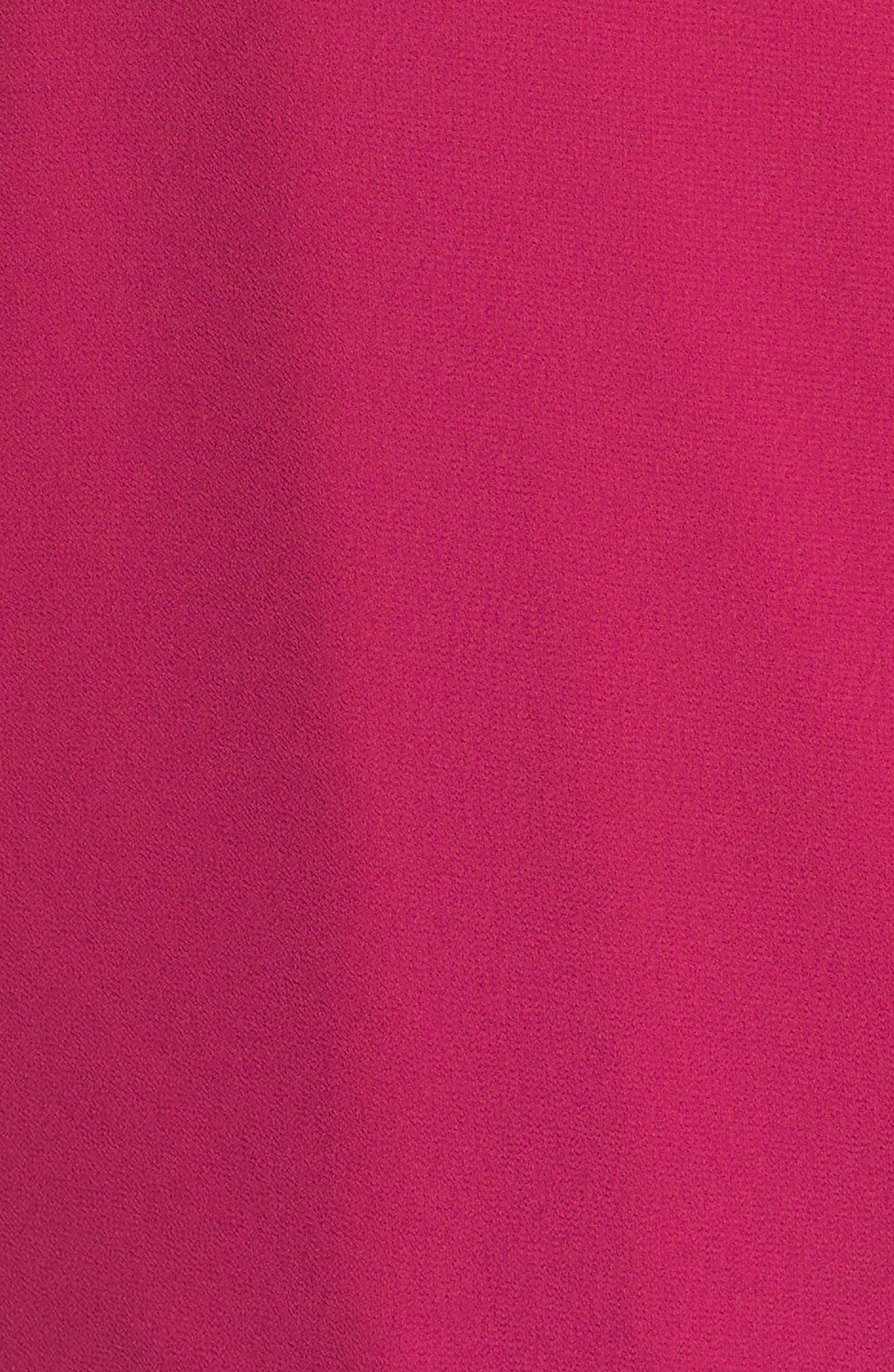 One Ruffle Camisole,                             Alternate thumbnail 6, color,                             Pink