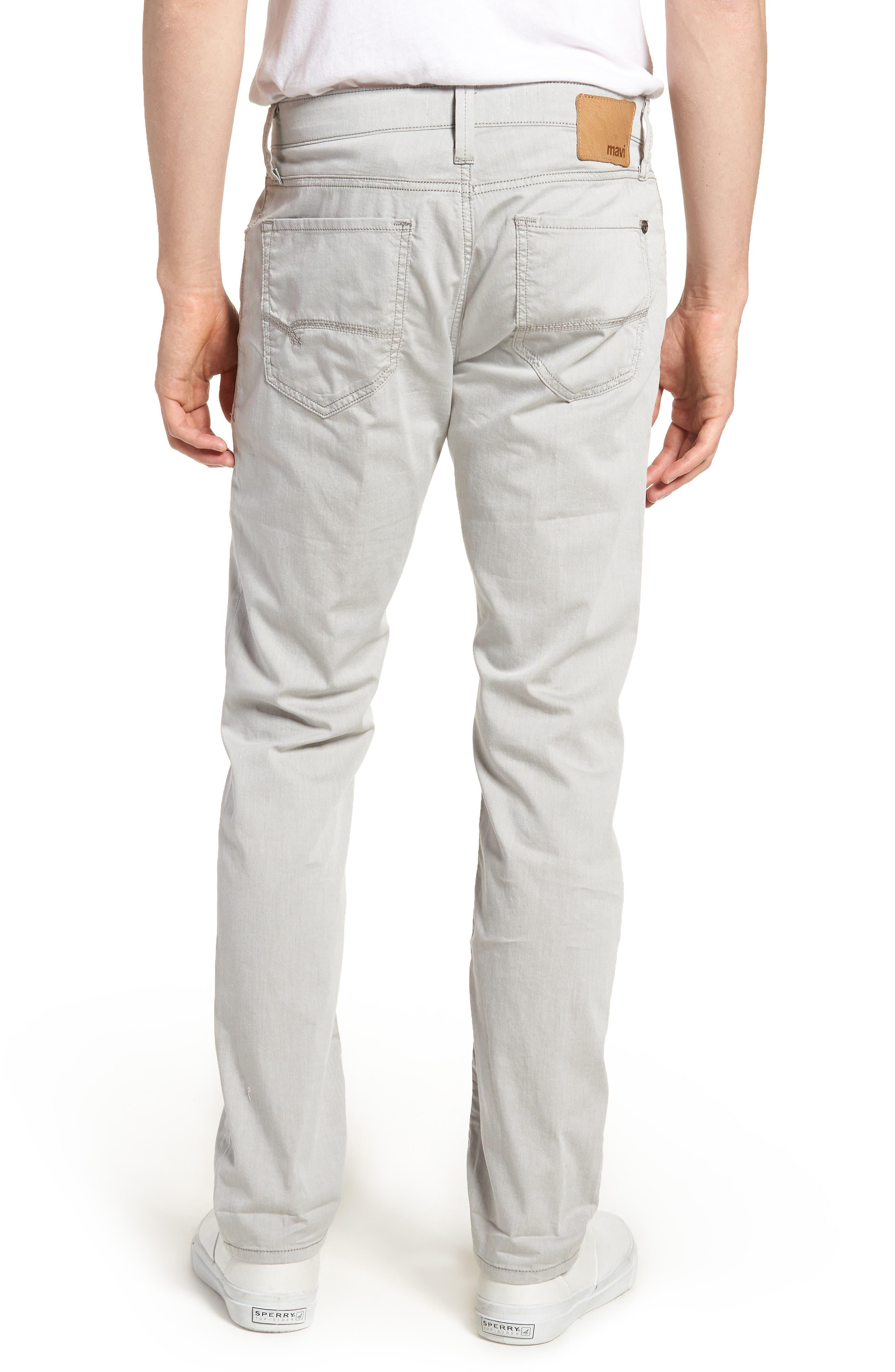 Jake Slim Fit Jeans,                             Alternate thumbnail 2, color,                             Latte Reversed