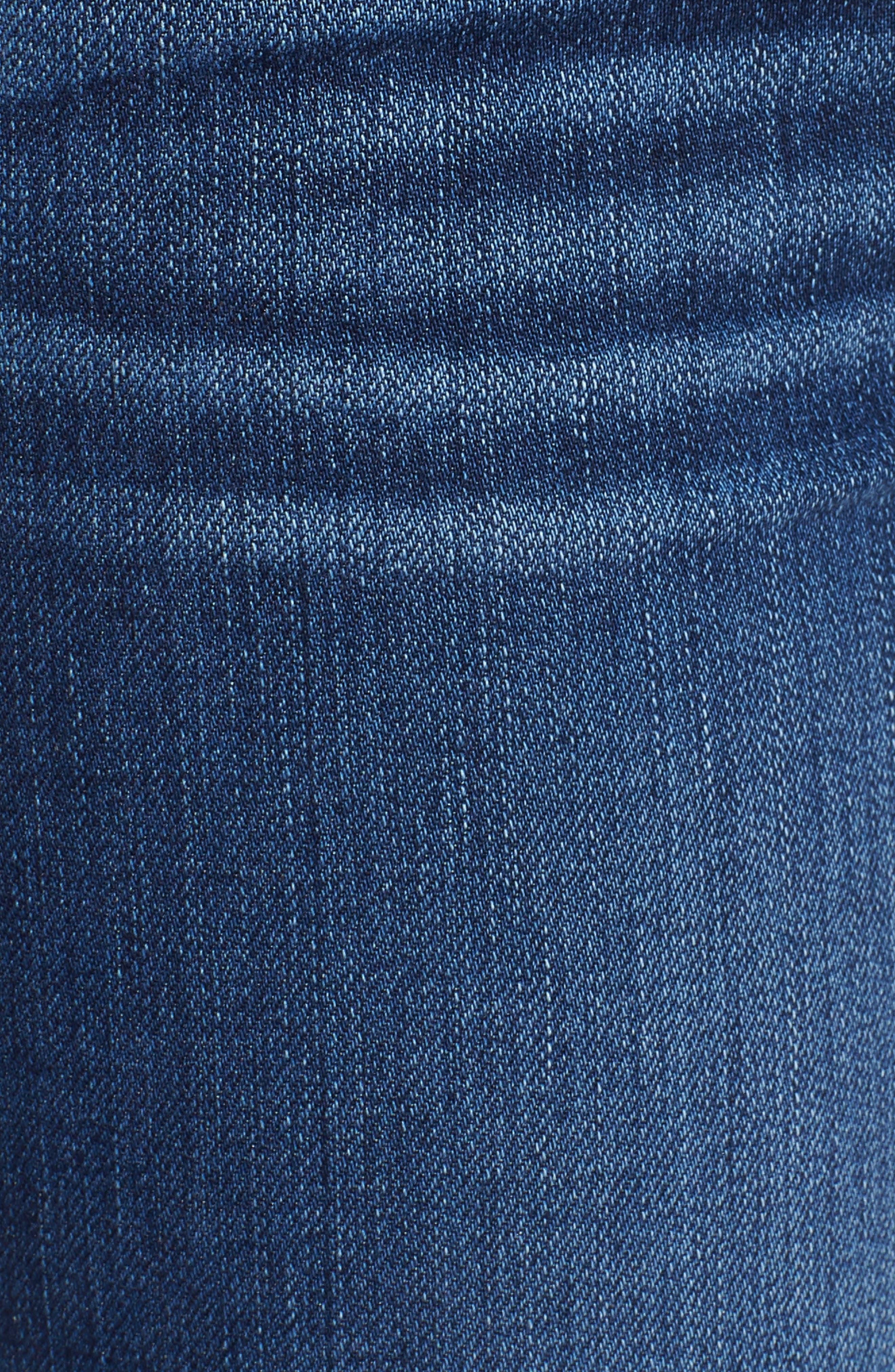 Verdugo Ankle Skinny Jeans,                             Alternate thumbnail 6, color,                             Salida
