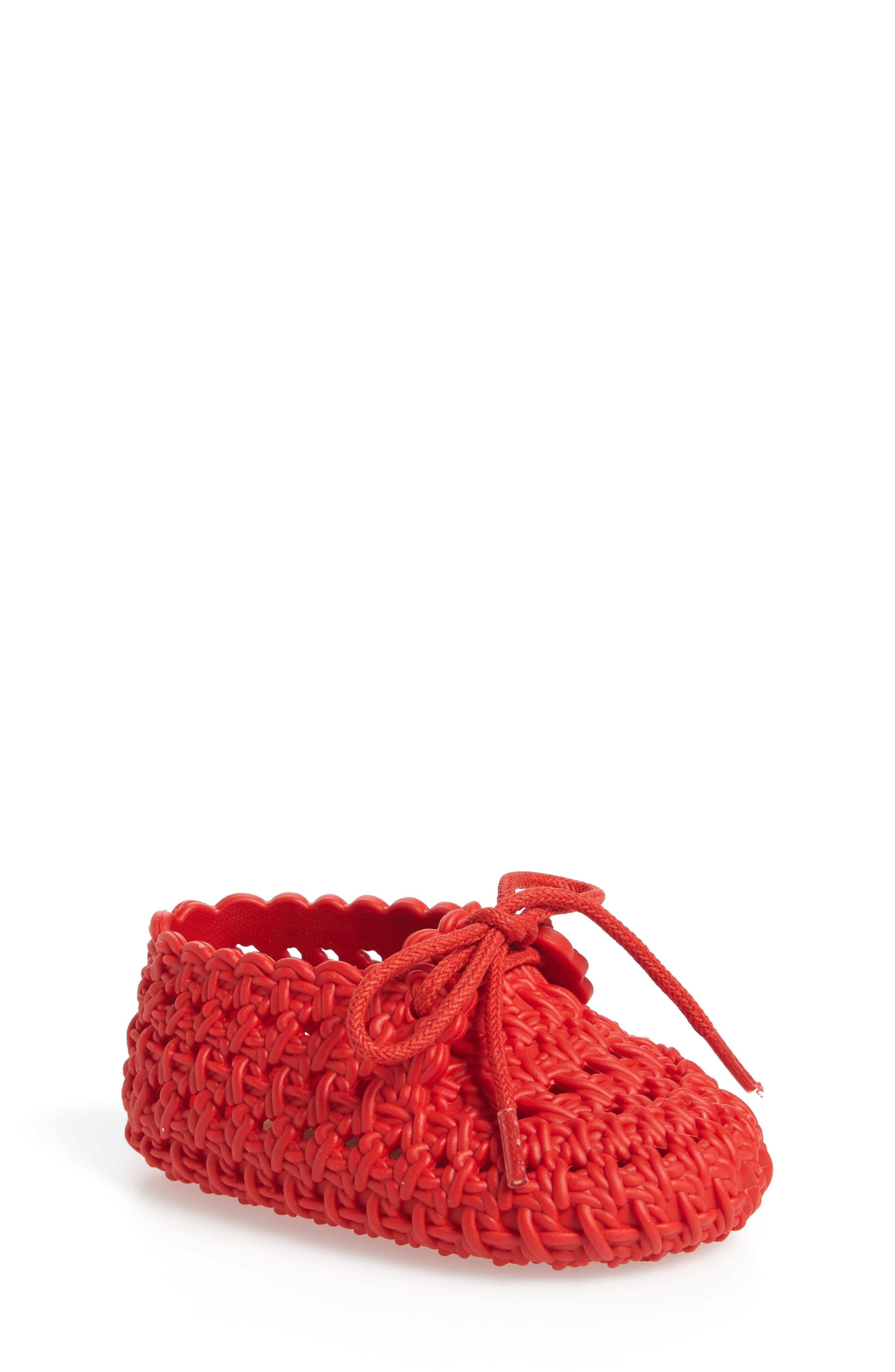 Mini Melissa My First MiniCrib Shoe (Baby)