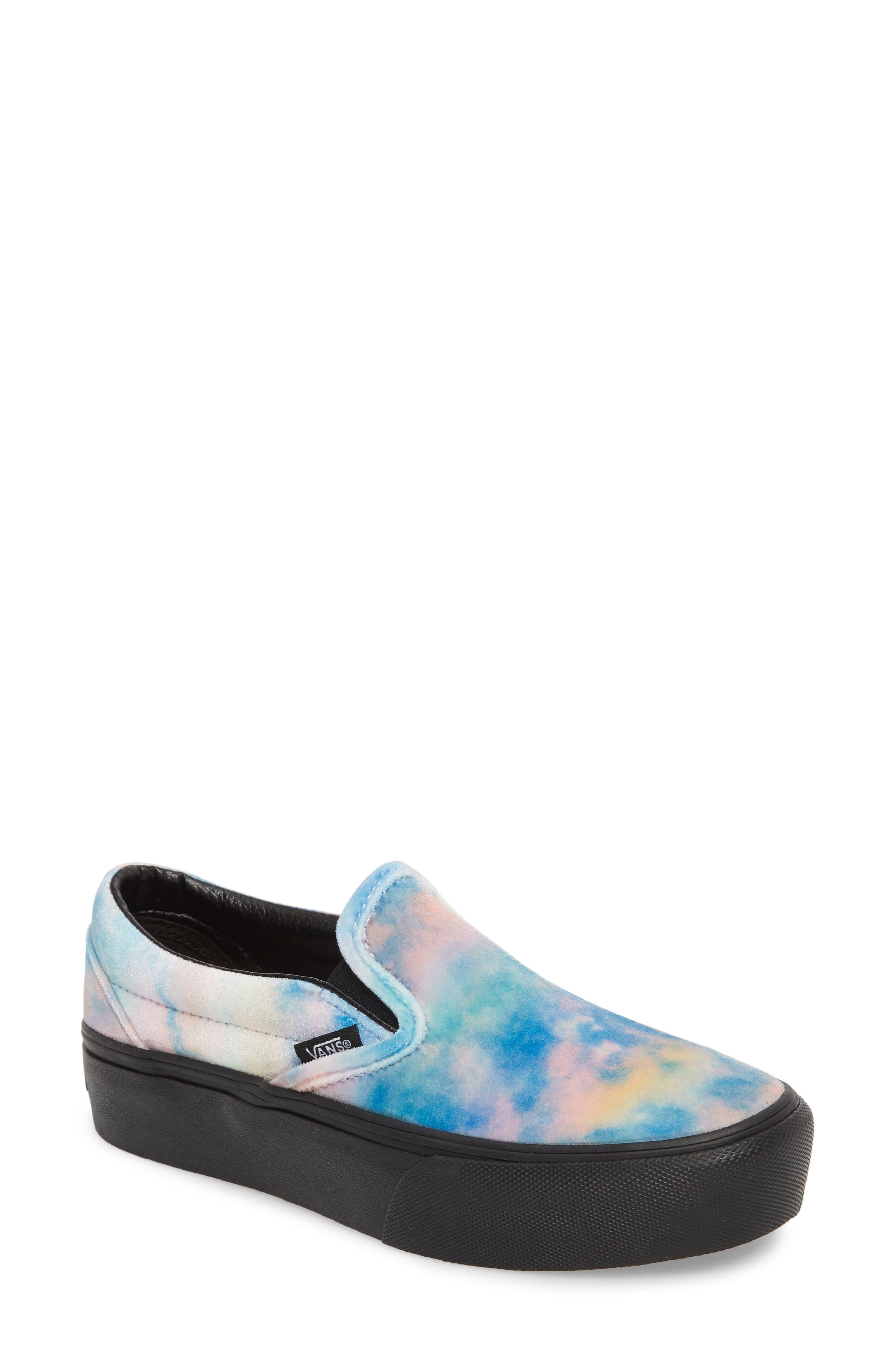 bc354ba0256 VANS Platform Slip-On Sneaker