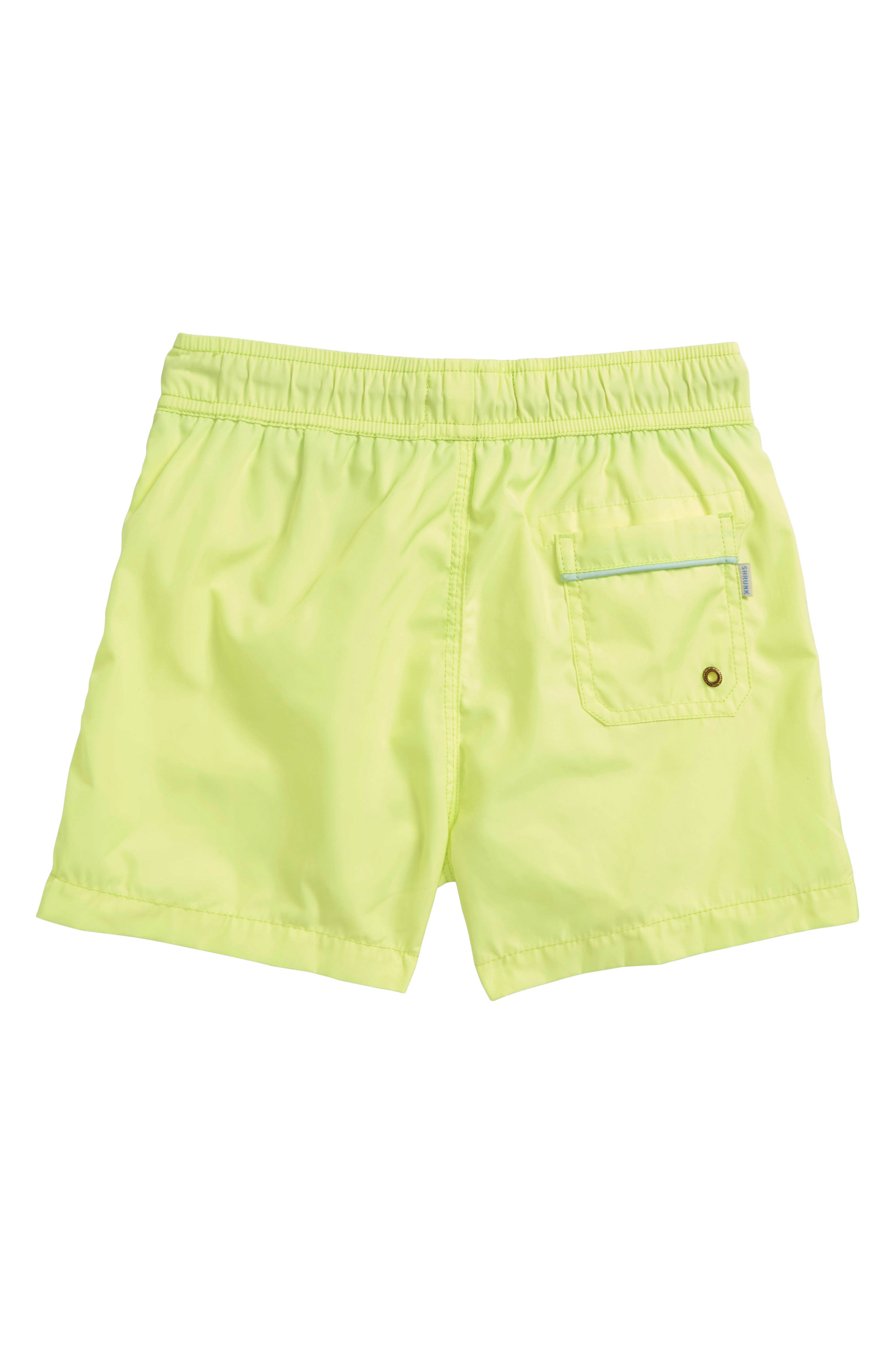 Swim Trunks,                             Alternate thumbnail 2, color,                             Citrine