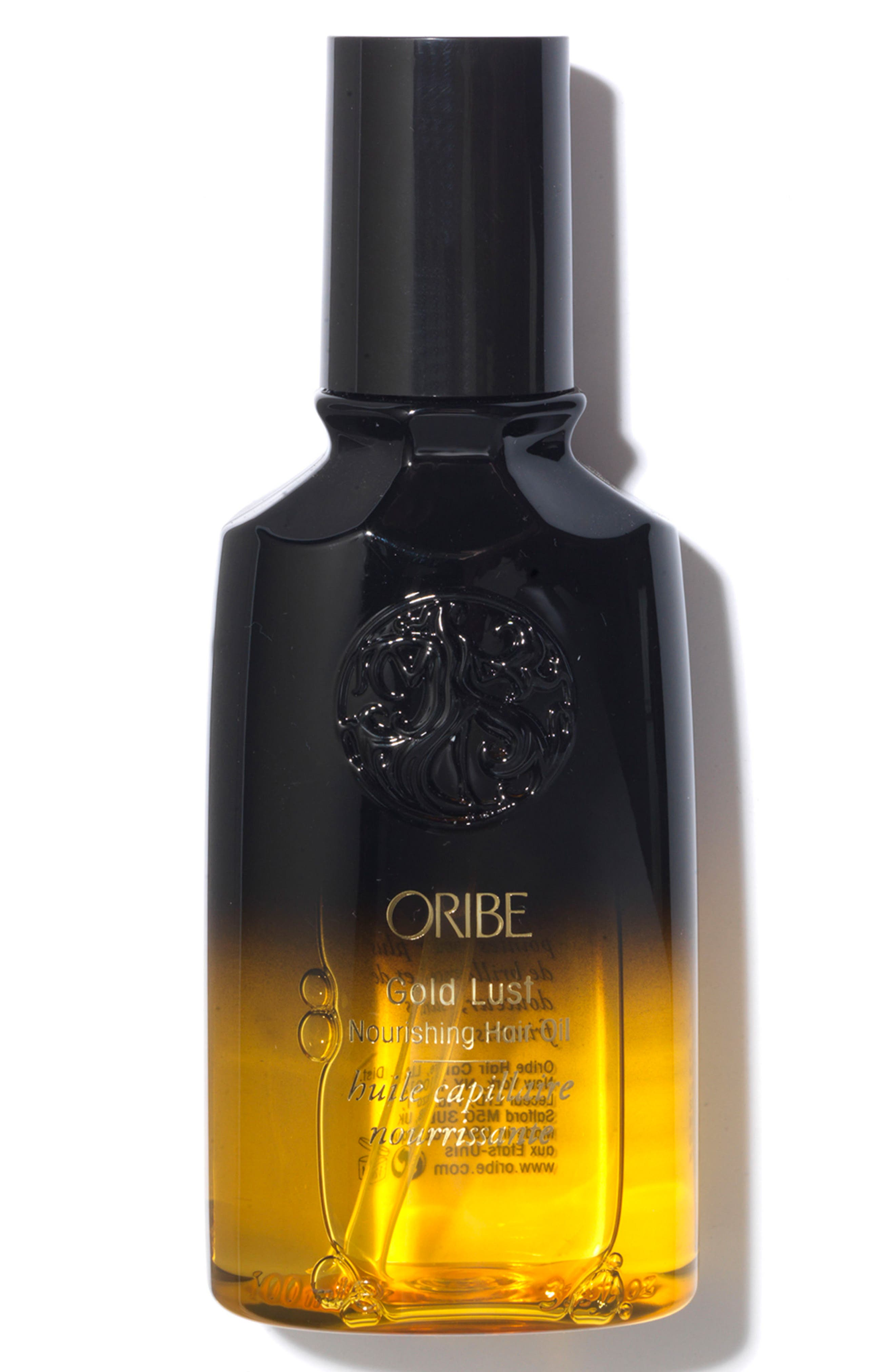 SPACE.NK.apothecary Oribe Gold Lust Nourishing Hair Oil,                             Main thumbnail 1, color,                             No Color