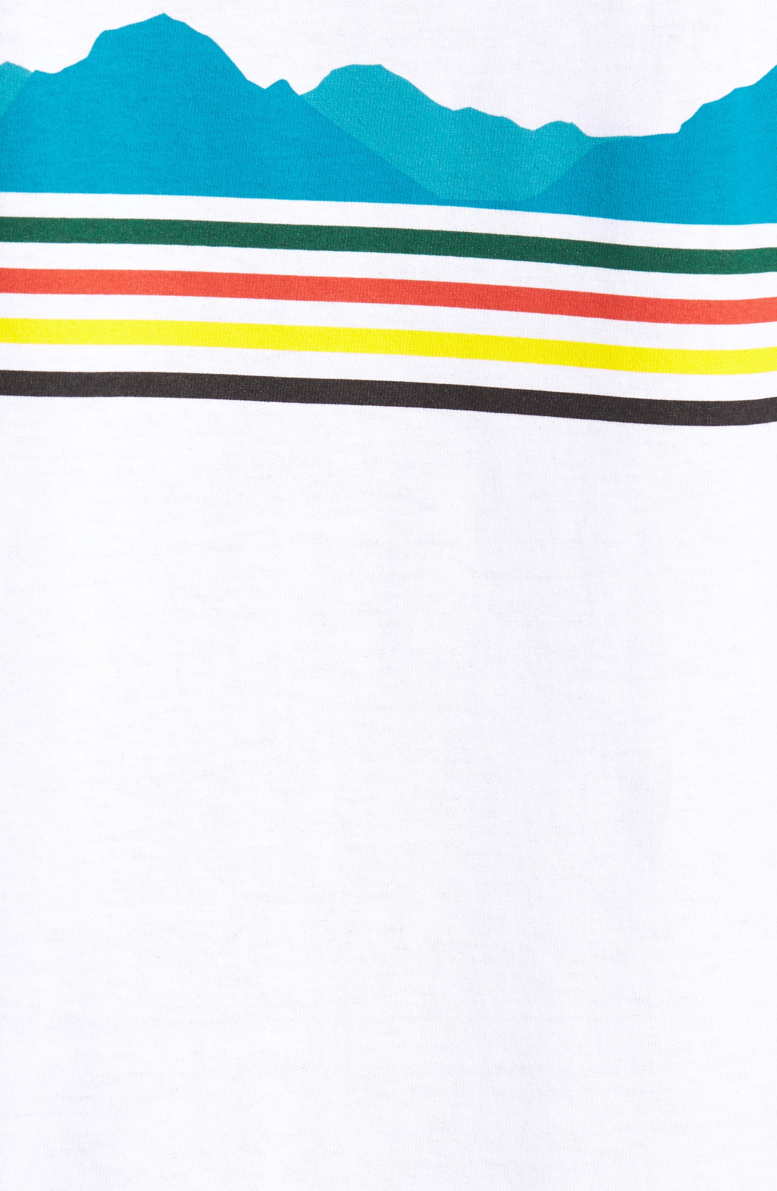 Alternate Image 5  - Pendleton Crewneck T-Shirt