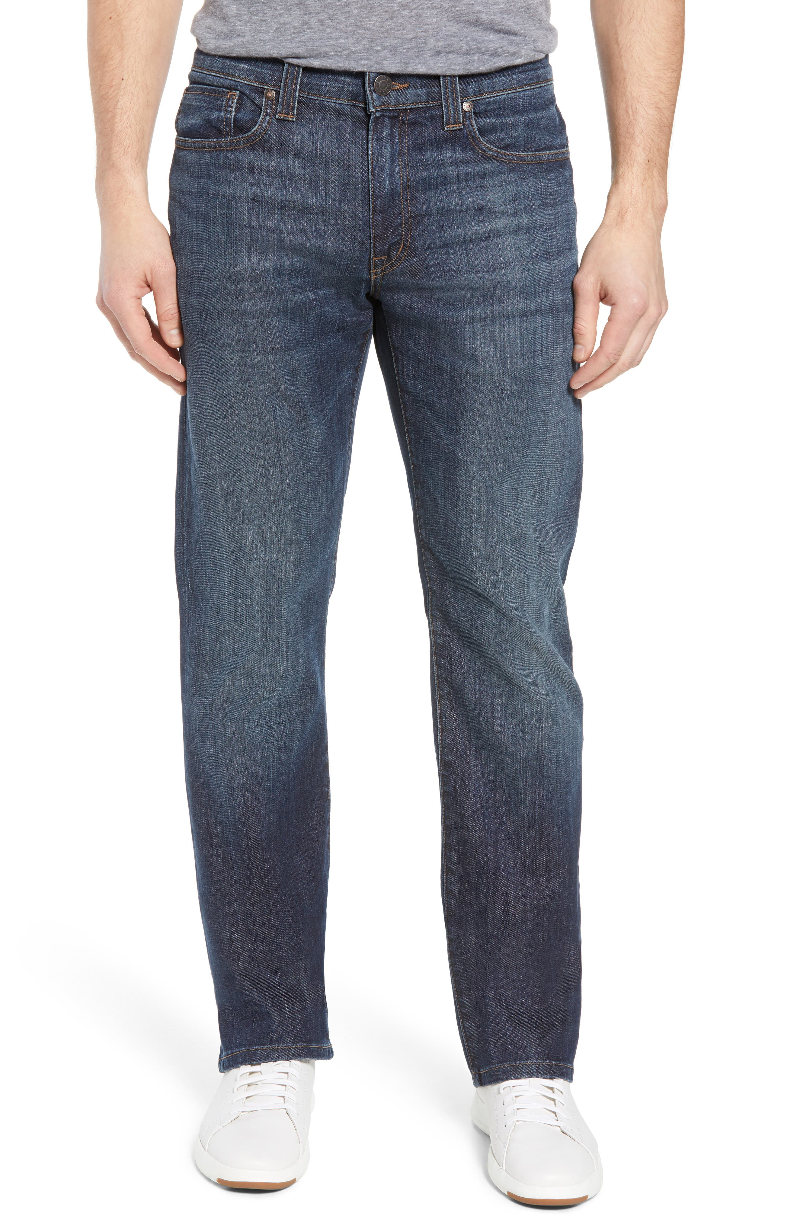 50-11 Relaxed Fit Jeans,                         Main,                         color, Winwood Vintage