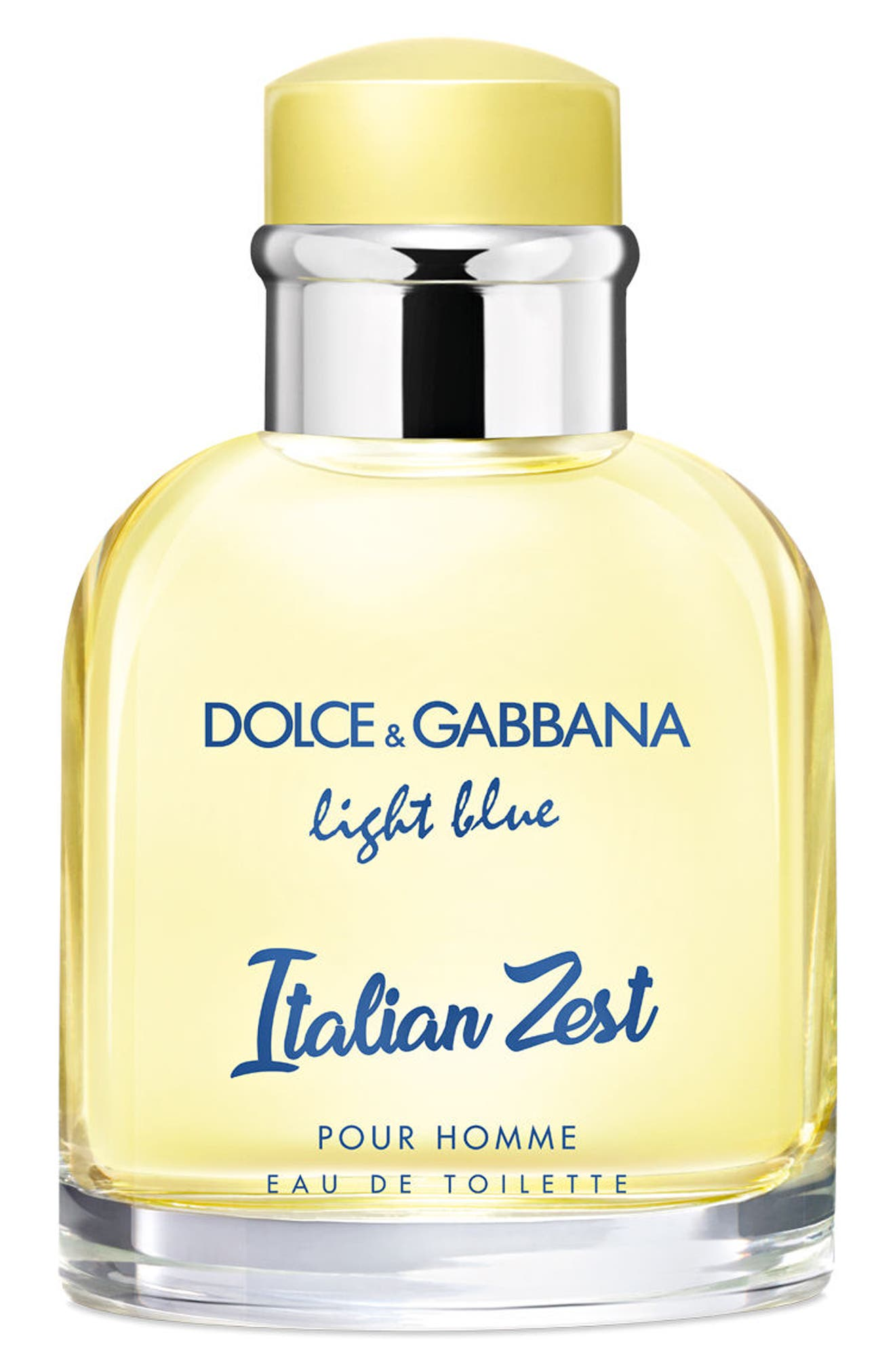 Dolce&Gabbana Light Blue Italian Zest pour Homme Eau de Toilette,                             Alternate thumbnail 2, color,                             No Color