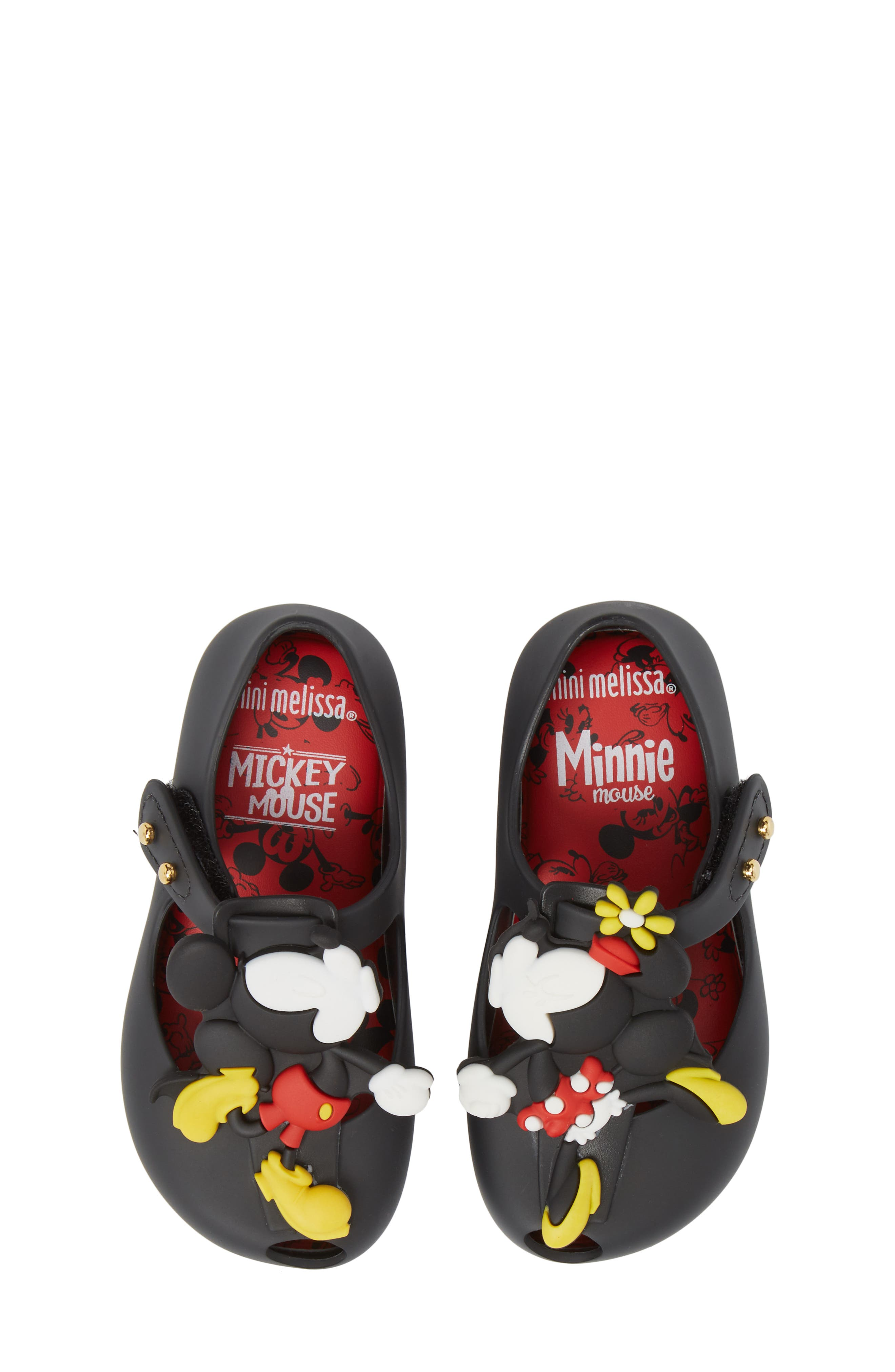 Mini Melissa Ultragirl Disney Twins Mary Jane (Walker & Toddler)