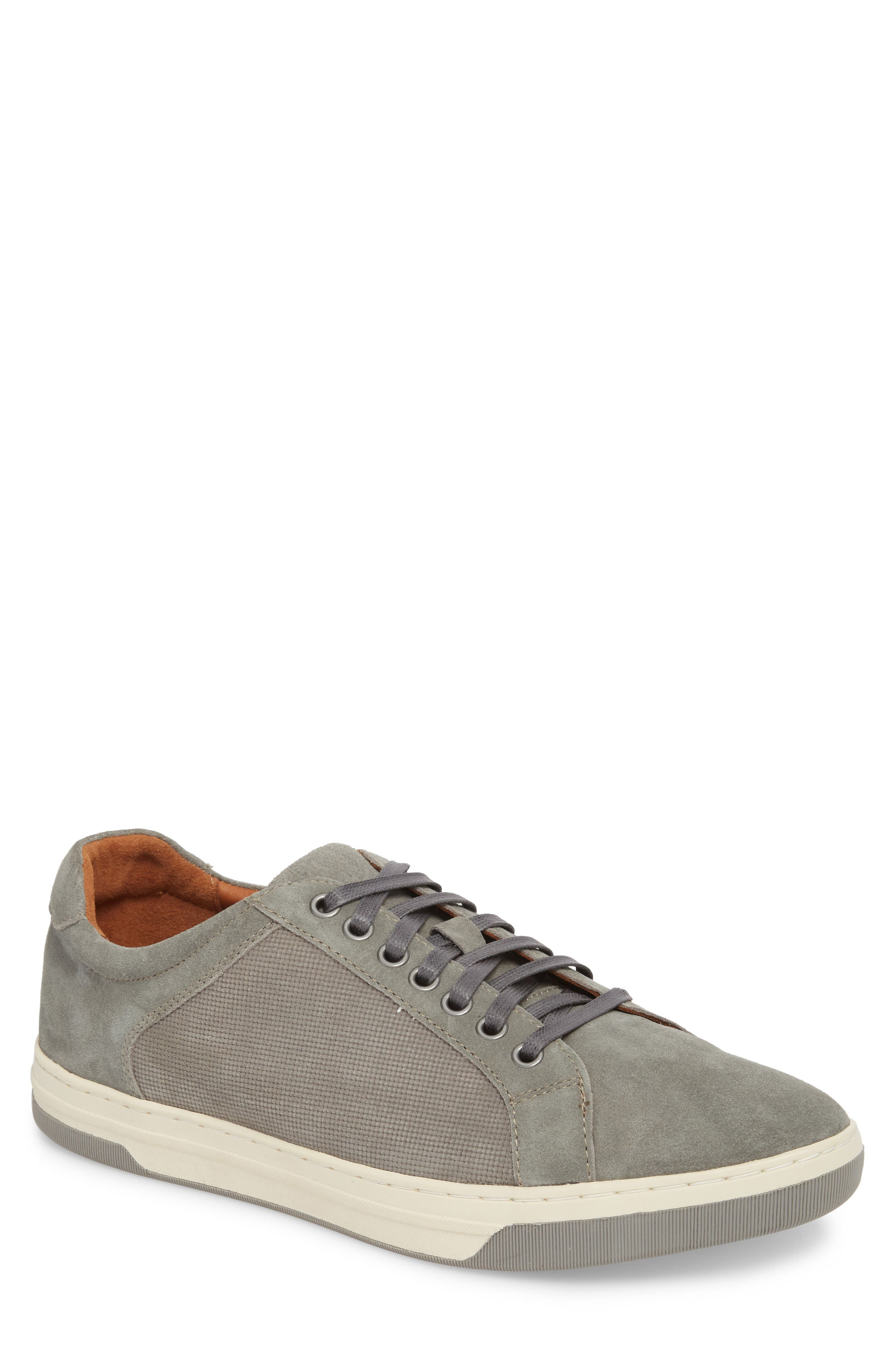 Johnston & Murphy Fenton Low-Top Sneaker (Men)