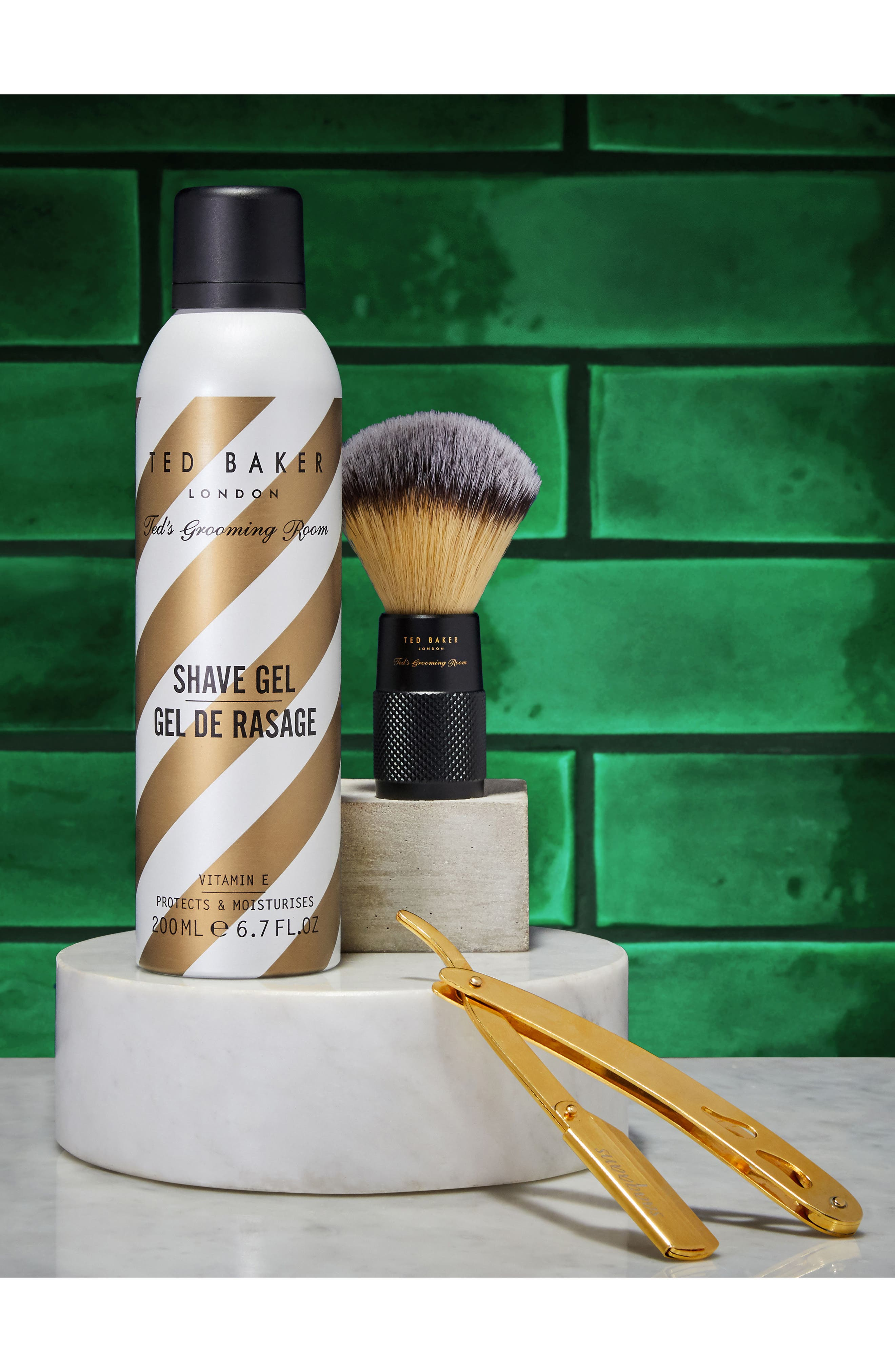 Alternate Image 4  - Ted Baker London Ted's Grooming Room Shave Gel (Nordstrom Exclusive)
