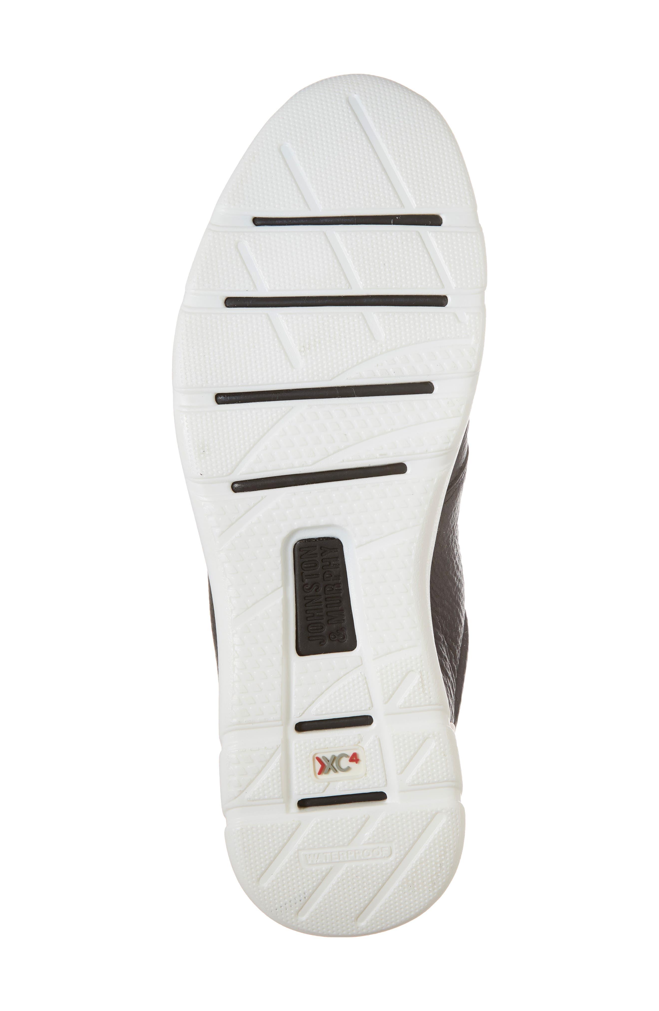 Alternate Image 6  - Johnston & Murphy Prentiss XC4® Waterproof Low Top Sneaker (Men)
