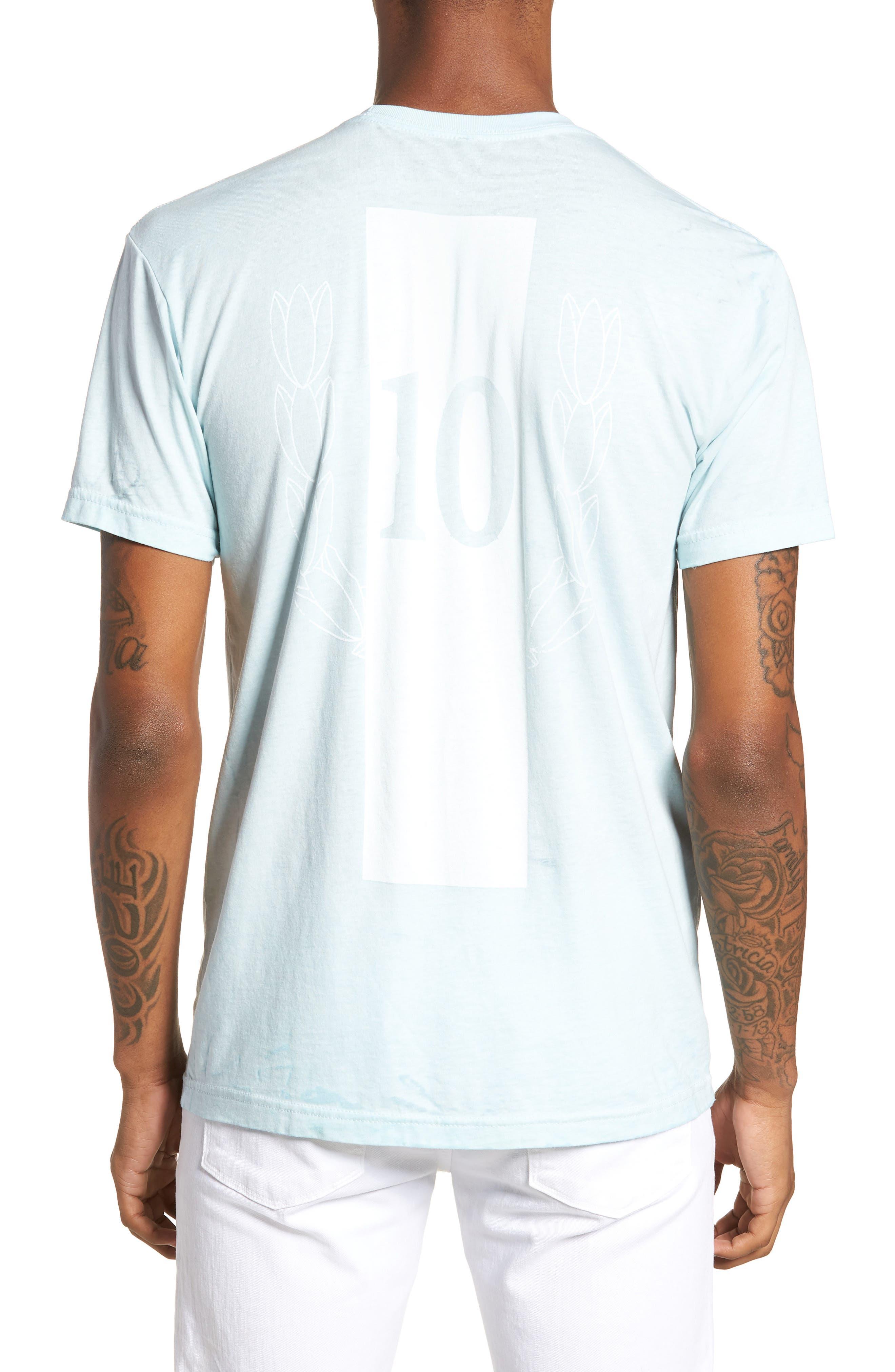 Kintetix Argentina T-Shirt,                             Alternate thumbnail 2, color,                             Sky Blue