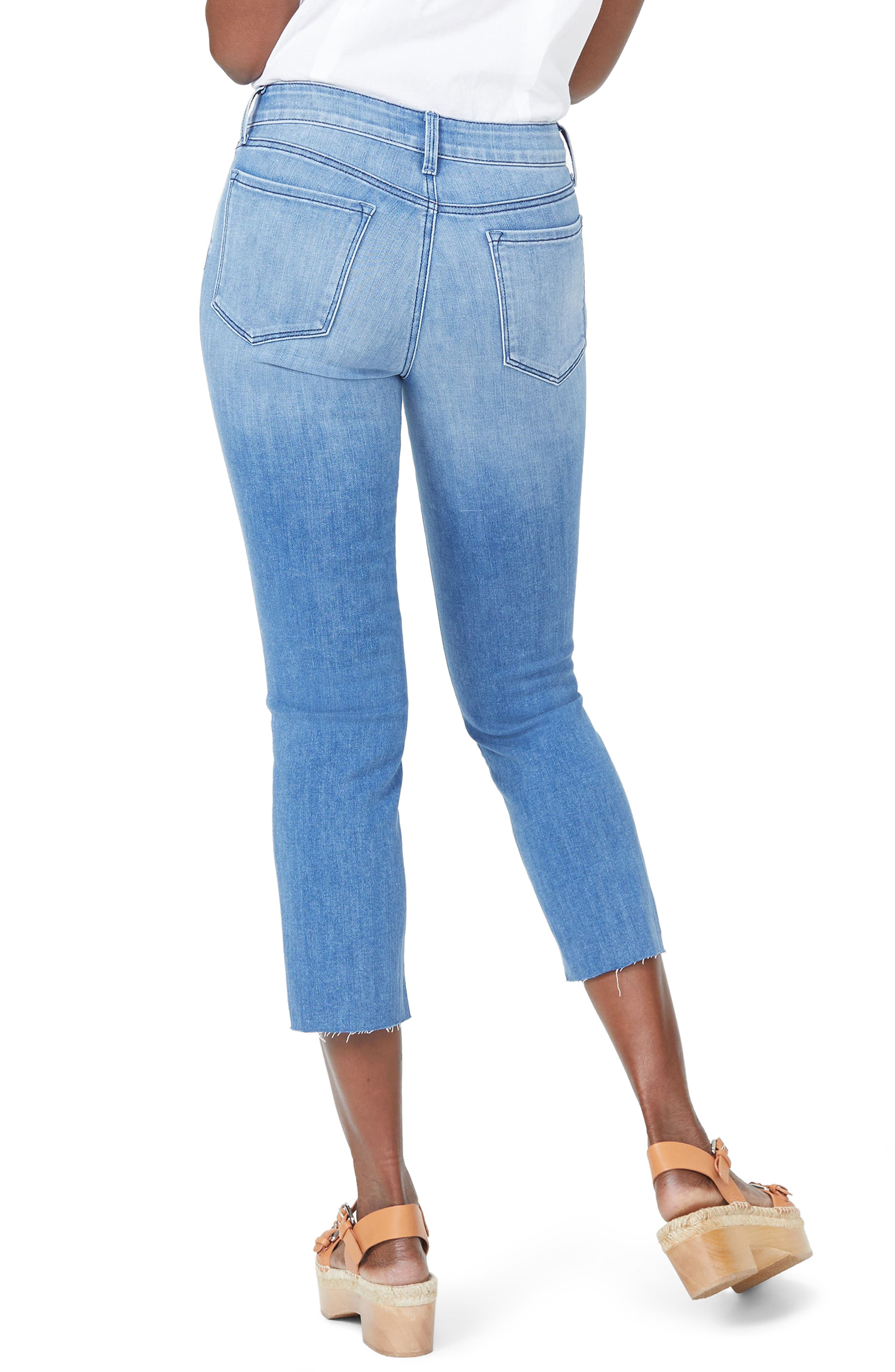Marilyn Ankle Skinny Jeans,                             Alternate thumbnail 2, color,                             Capitola