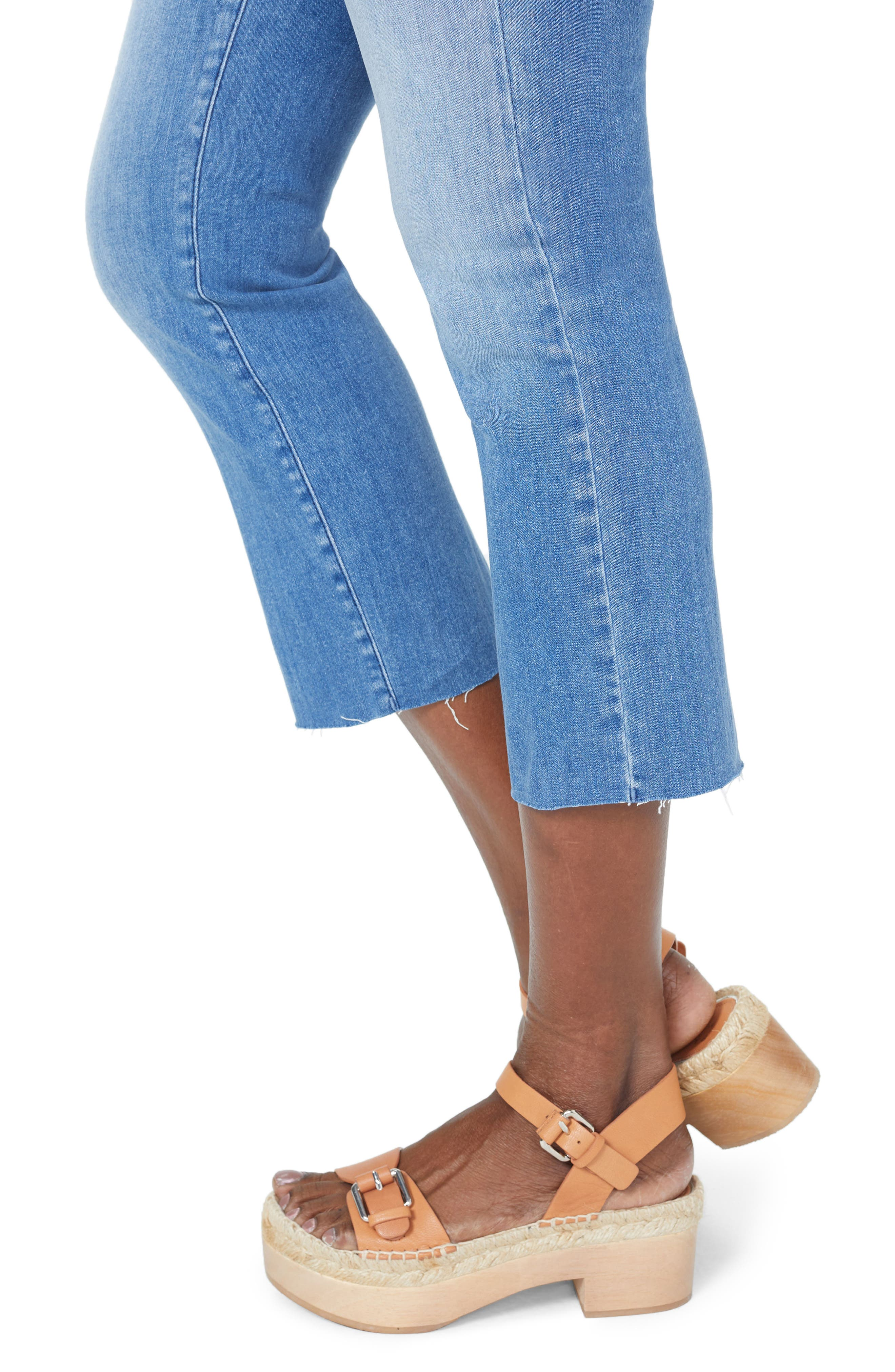 Marilyn Ankle Skinny Jeans,                             Alternate thumbnail 4, color,                             Capitola
