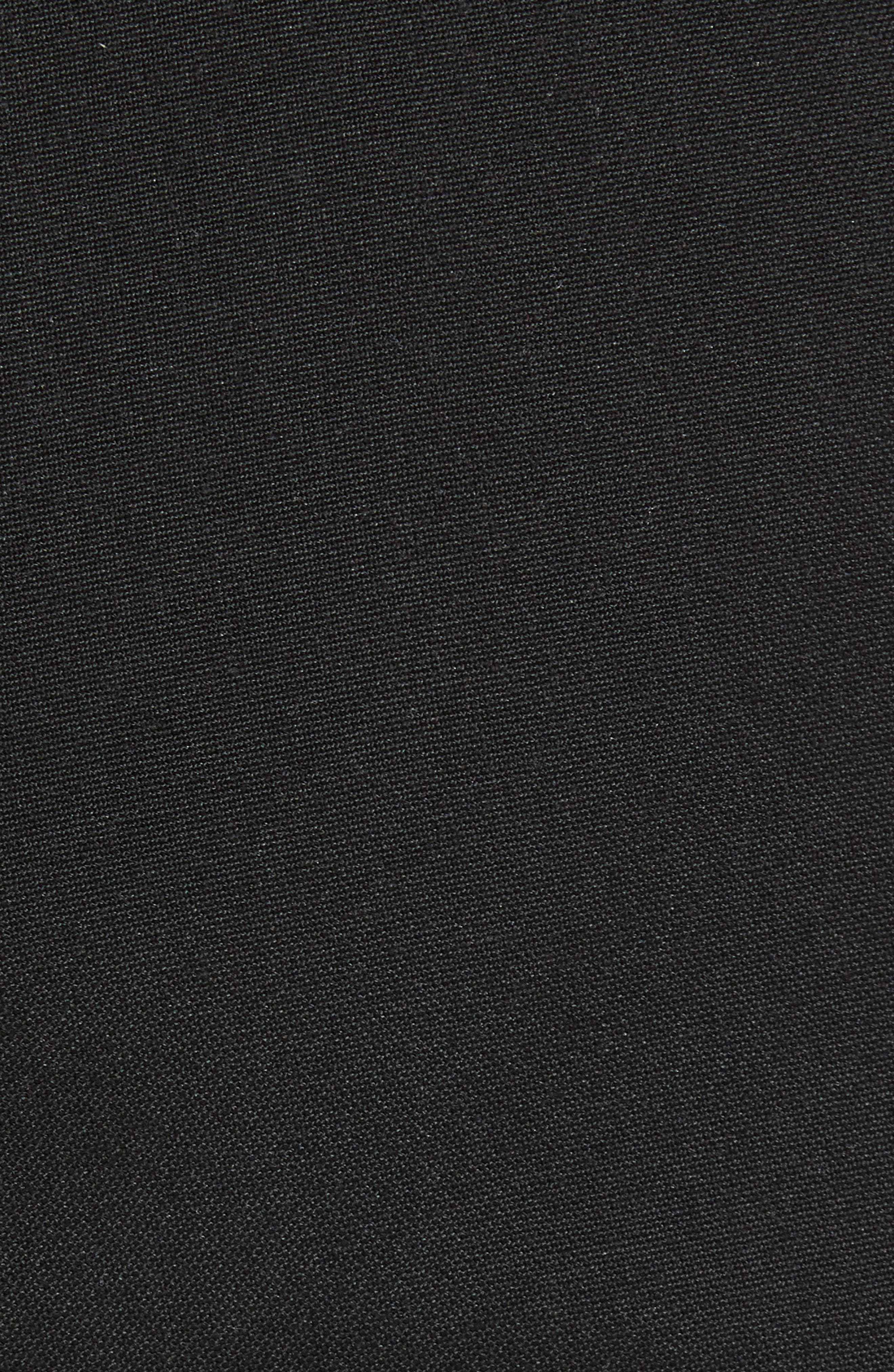 Skinny Fit Suit Pants,                             Alternate thumbnail 5, color,                             Black