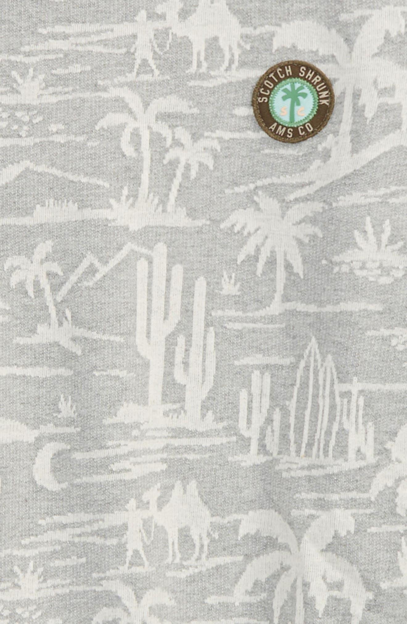 Crewneck Sweatshirt,                             Alternate thumbnail 2, color,                             Grey