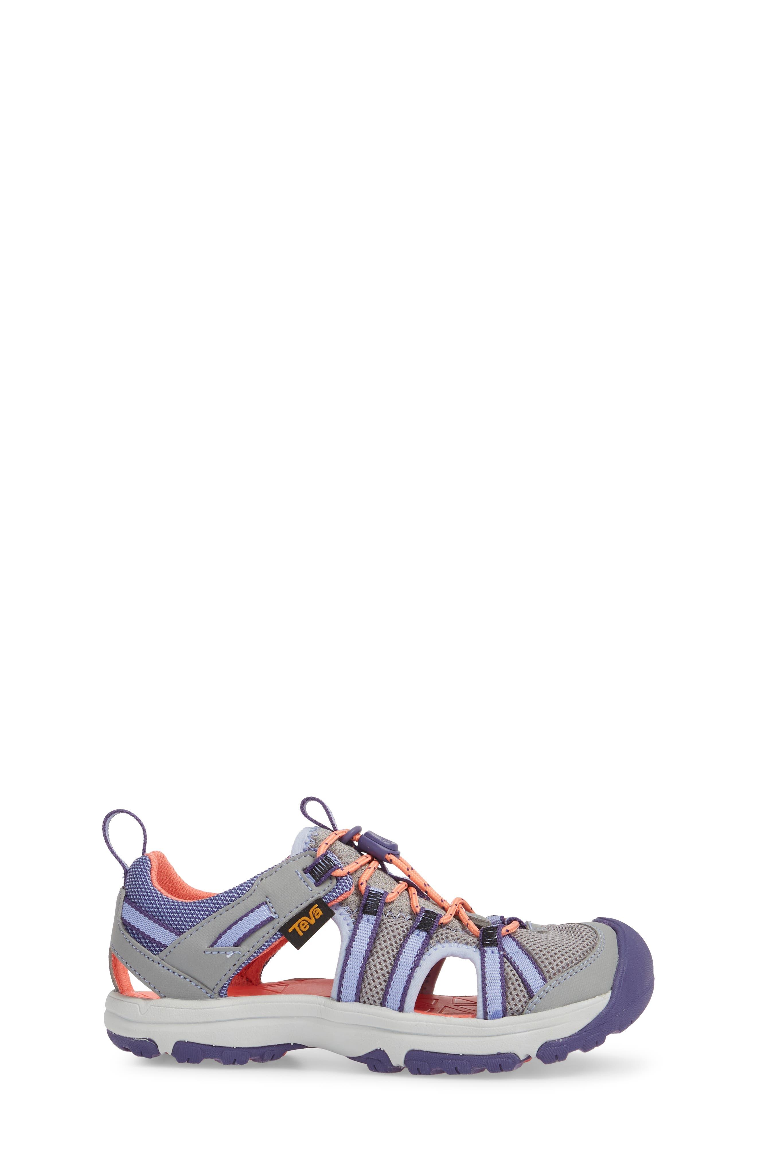 Manatee Sport Sandal,                             Alternate thumbnail 3, color,                             Wild Dove