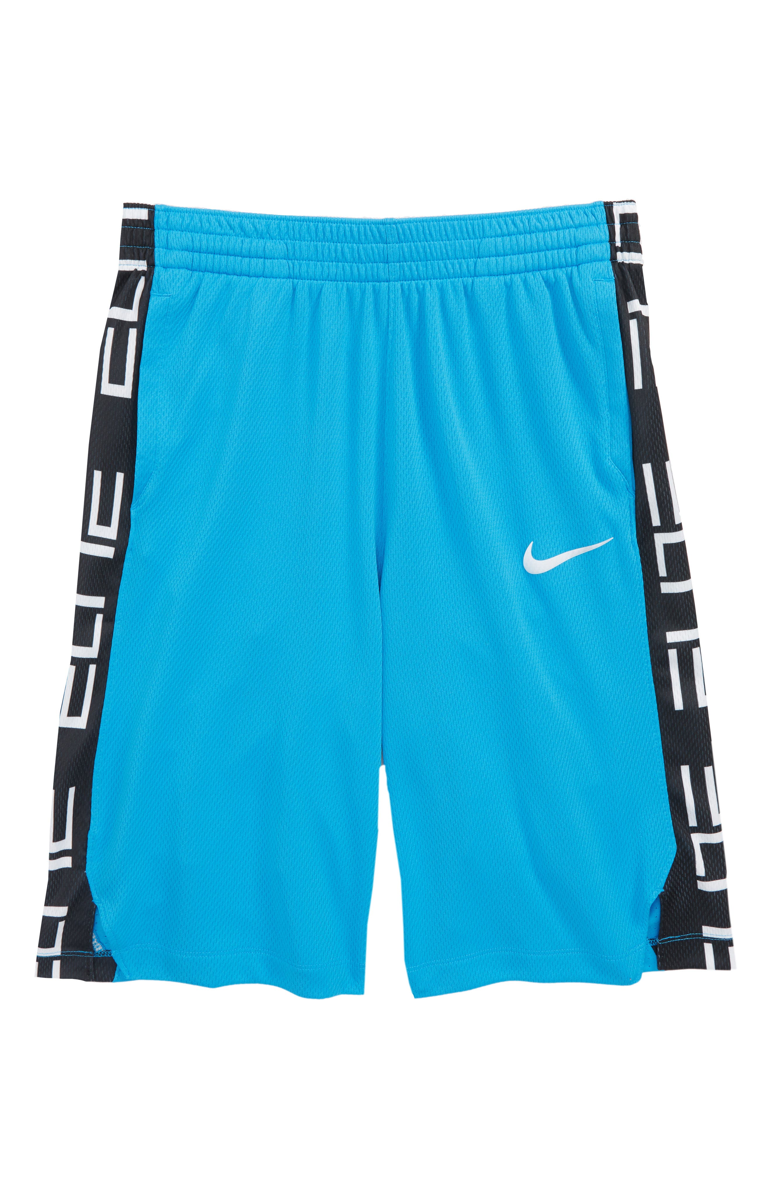 Dry Elite Shorts,                         Main,                         color, Equator Blue/ White