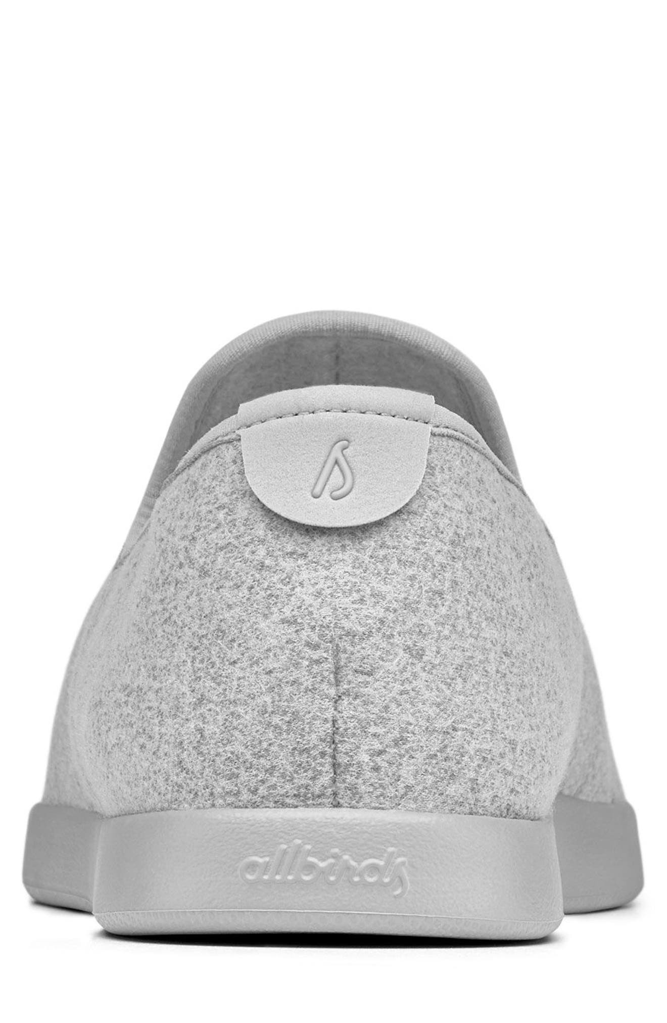 Wool Lounger,                             Alternate thumbnail 3, color,                             Sf Grey
