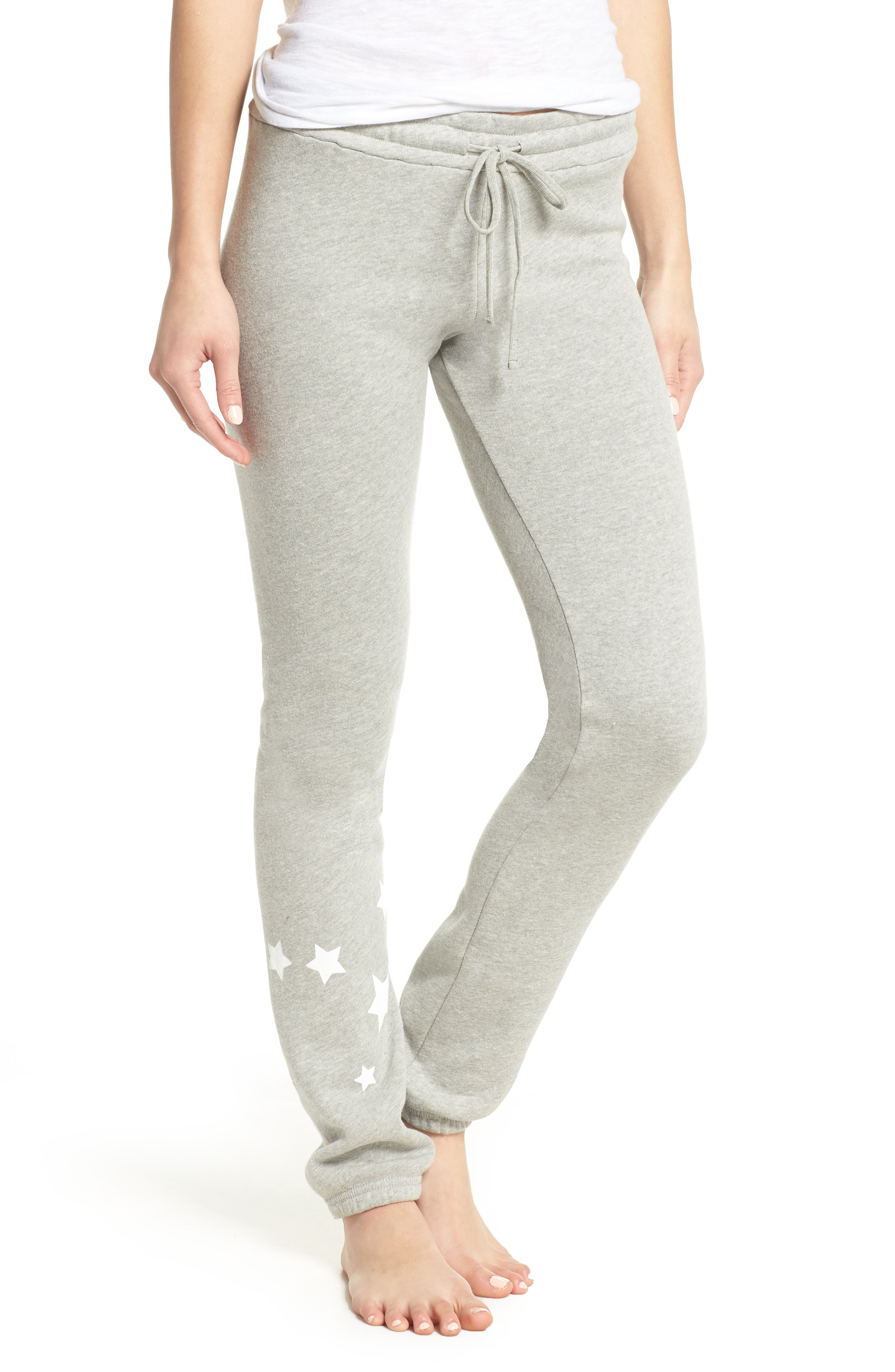 Campbell Vintage Jogger Pants,                         Main,                         color, Heather Grey