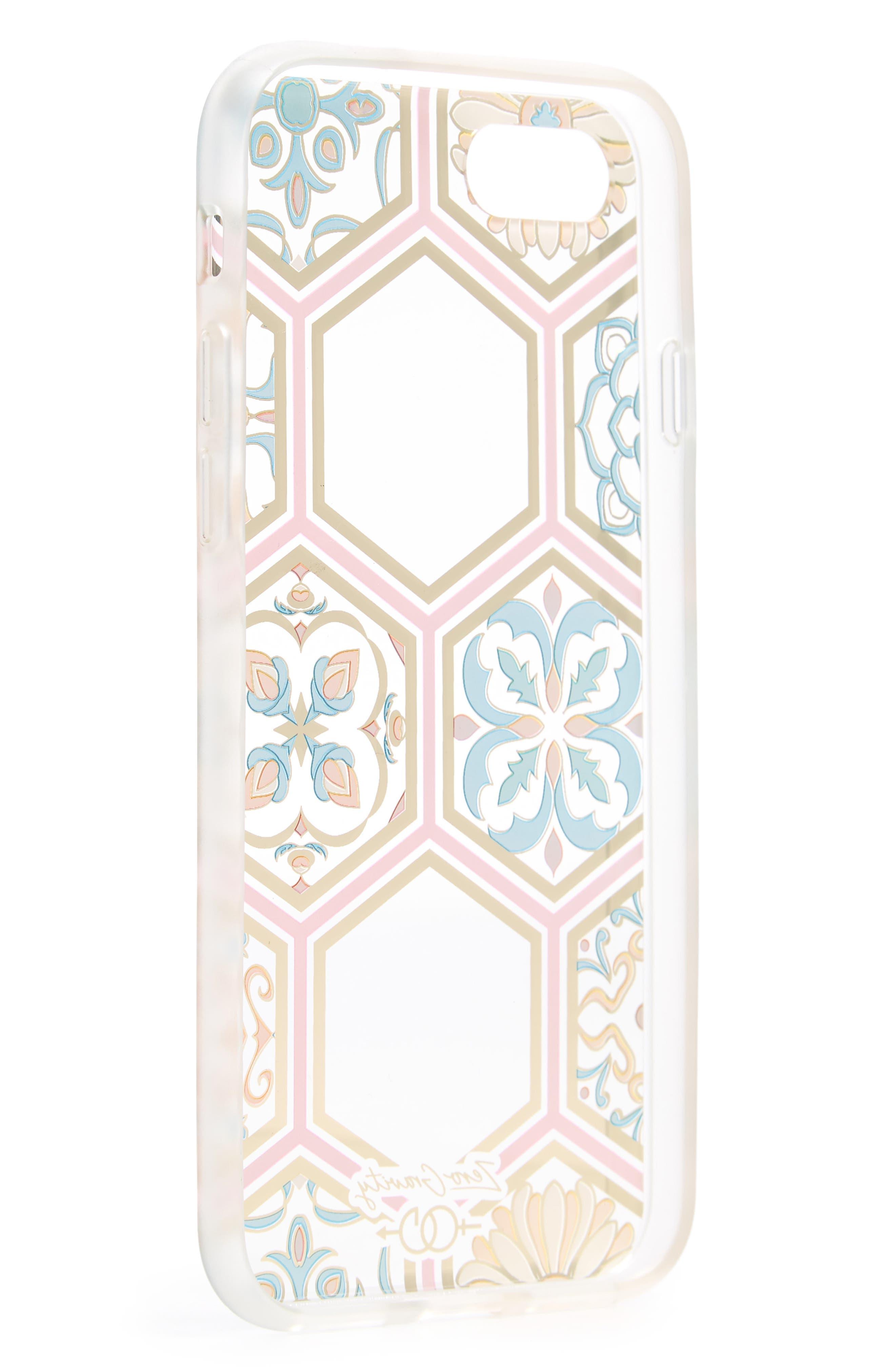 Imperial iPhone 7/8 & 7/8 Plus Case,                             Alternate thumbnail 2, color,                             Clear Multi