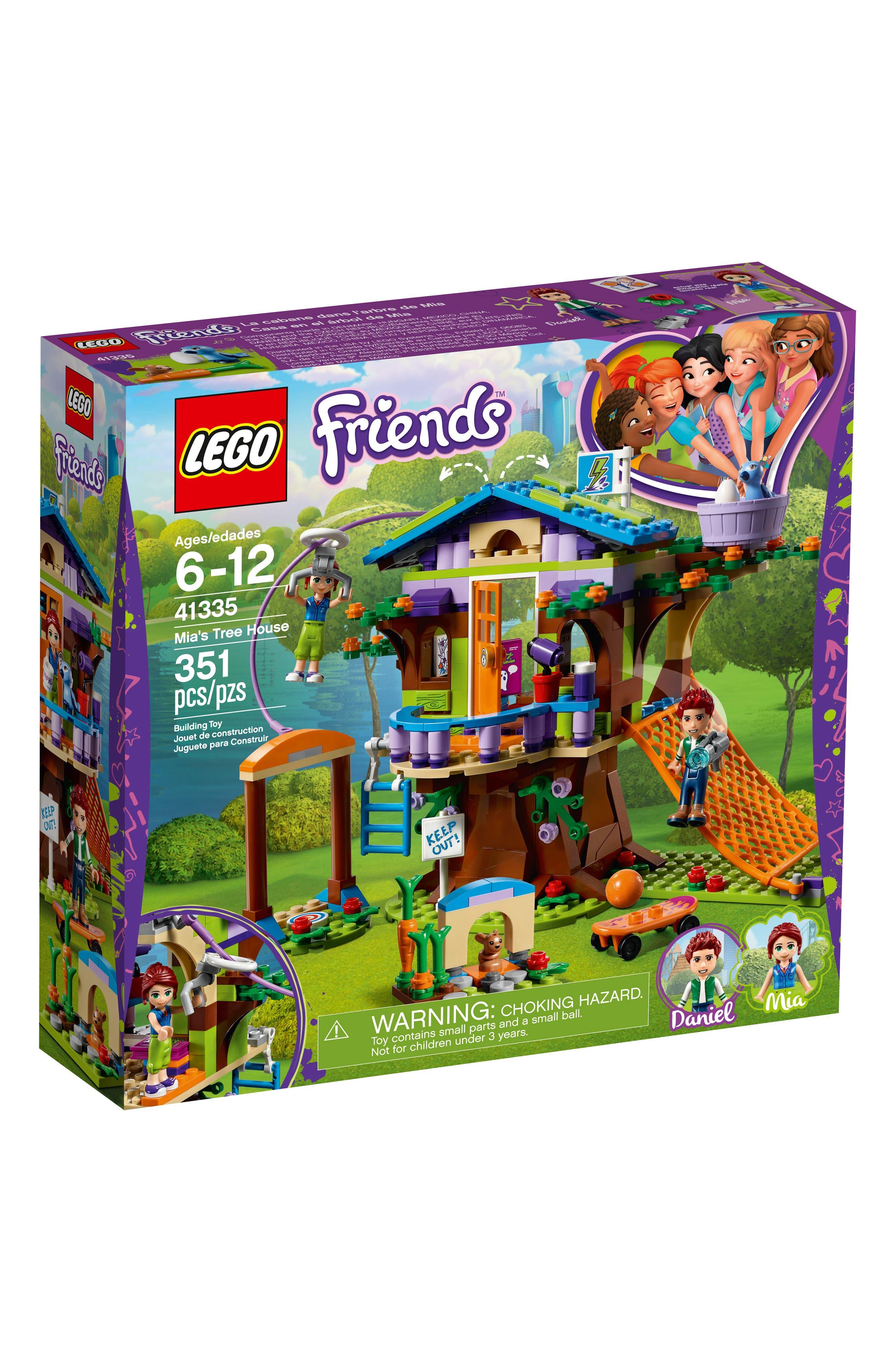Friends Mia's Tree House - 41335,                         Main,                         color, Multi