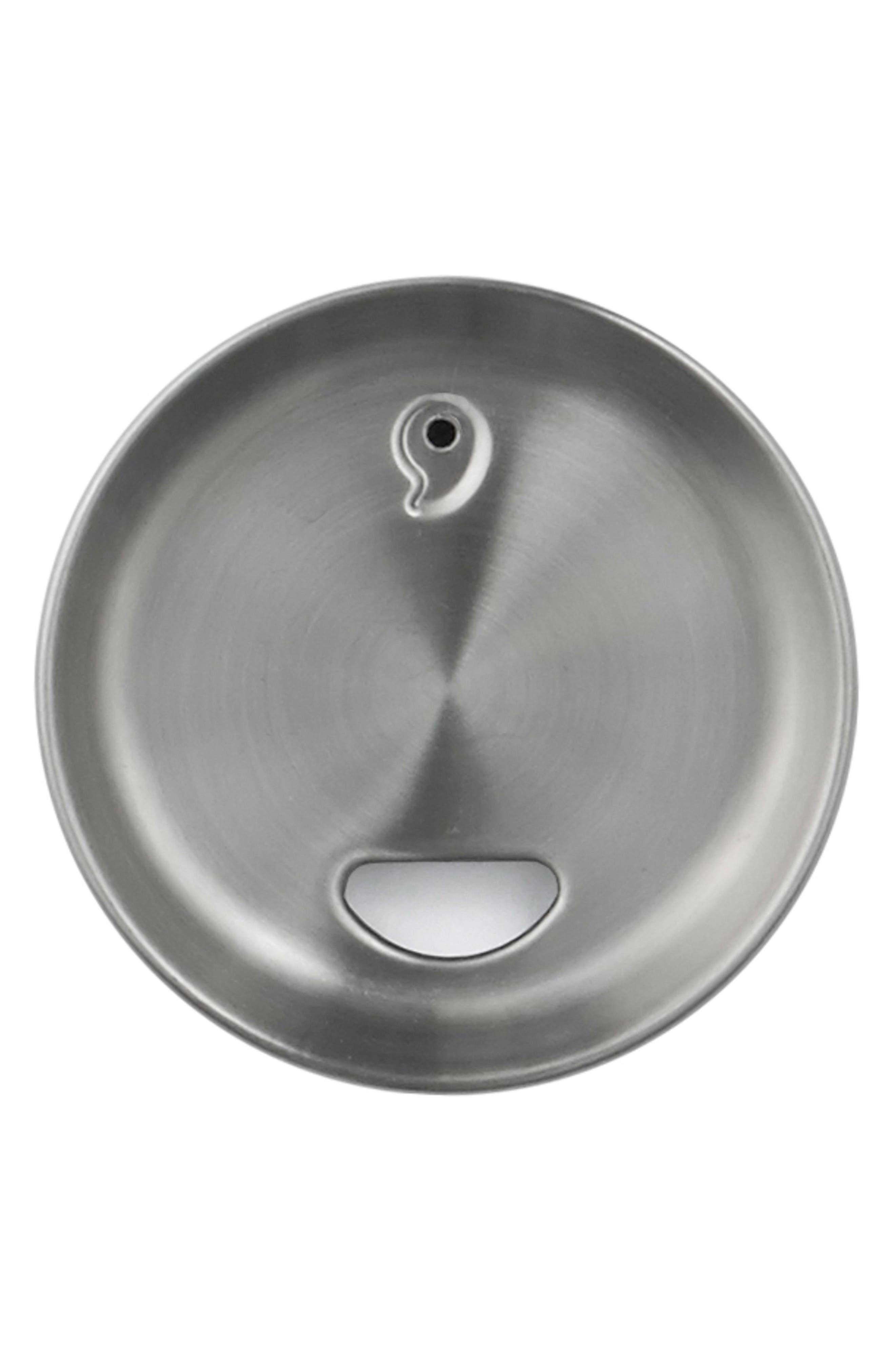 Tumbler Lid,                         Main,                         color, Silver