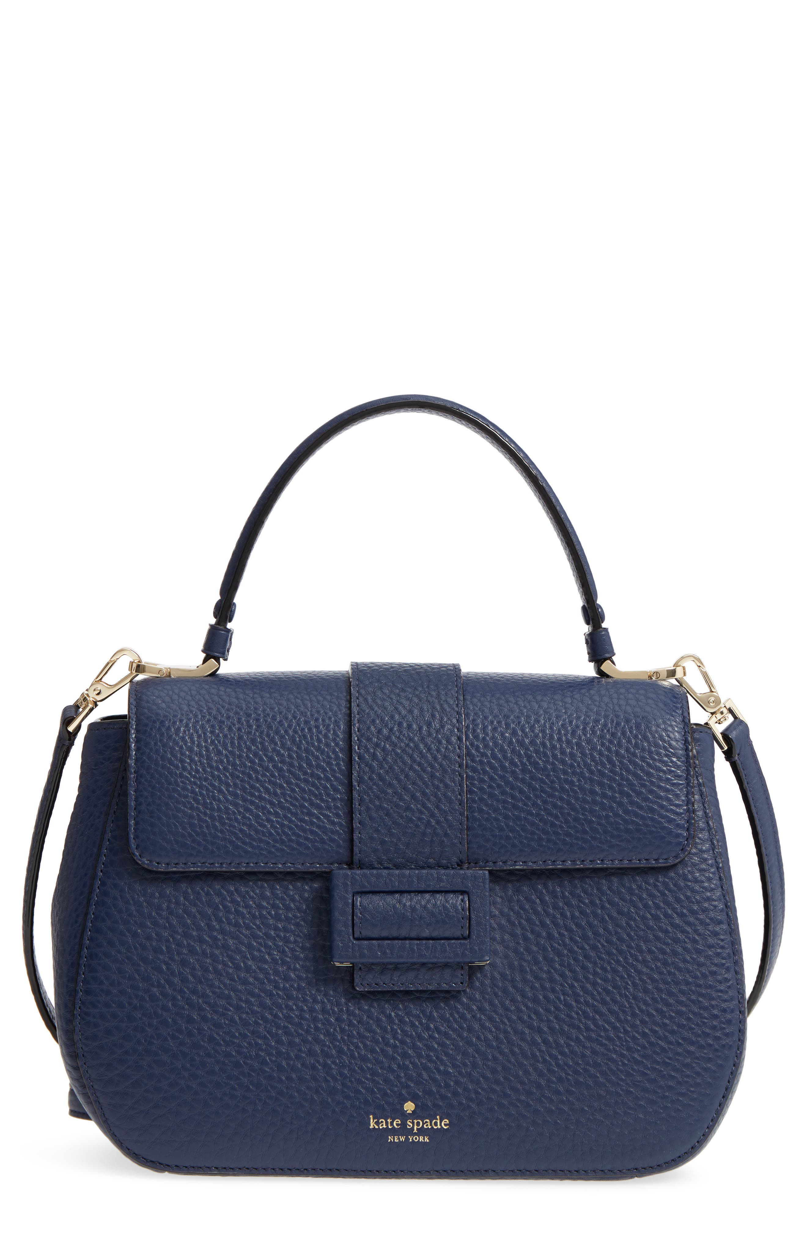 Main Image - kate spade new york carlyle street - justina leather satchel