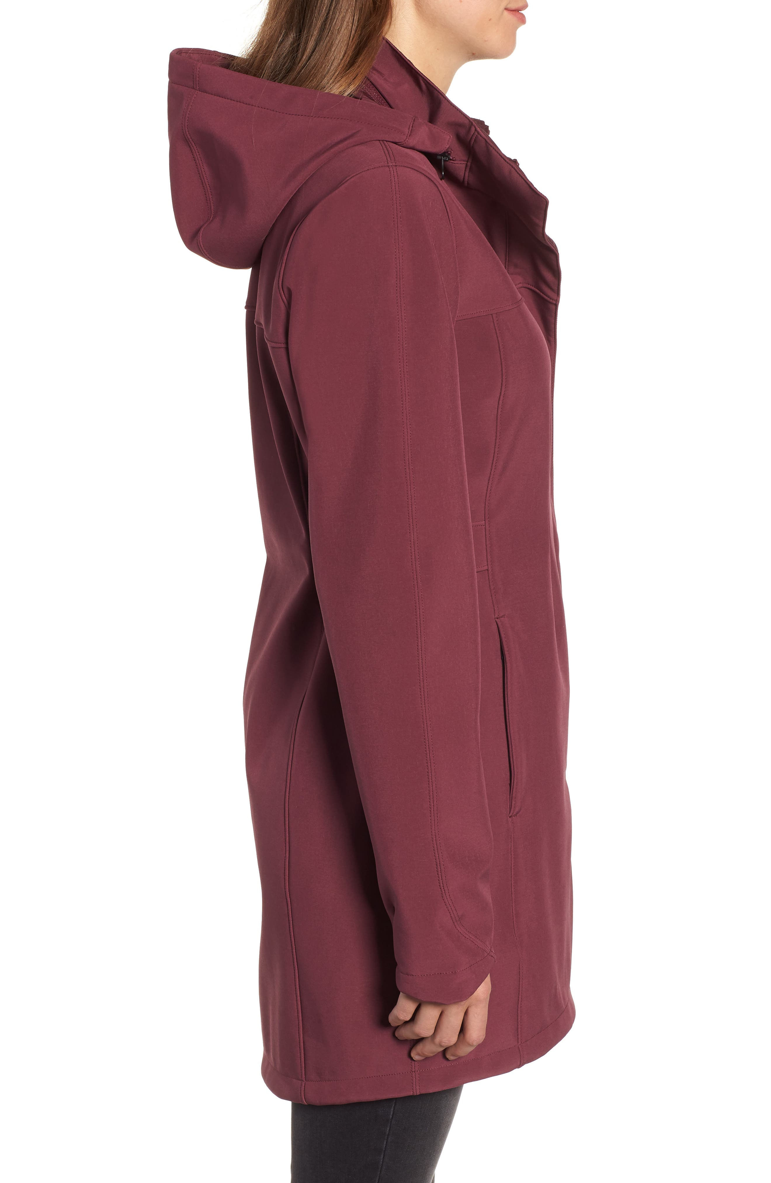 Apex Bionic Grace Jacket,                             Alternate thumbnail 3, color,                             Fig