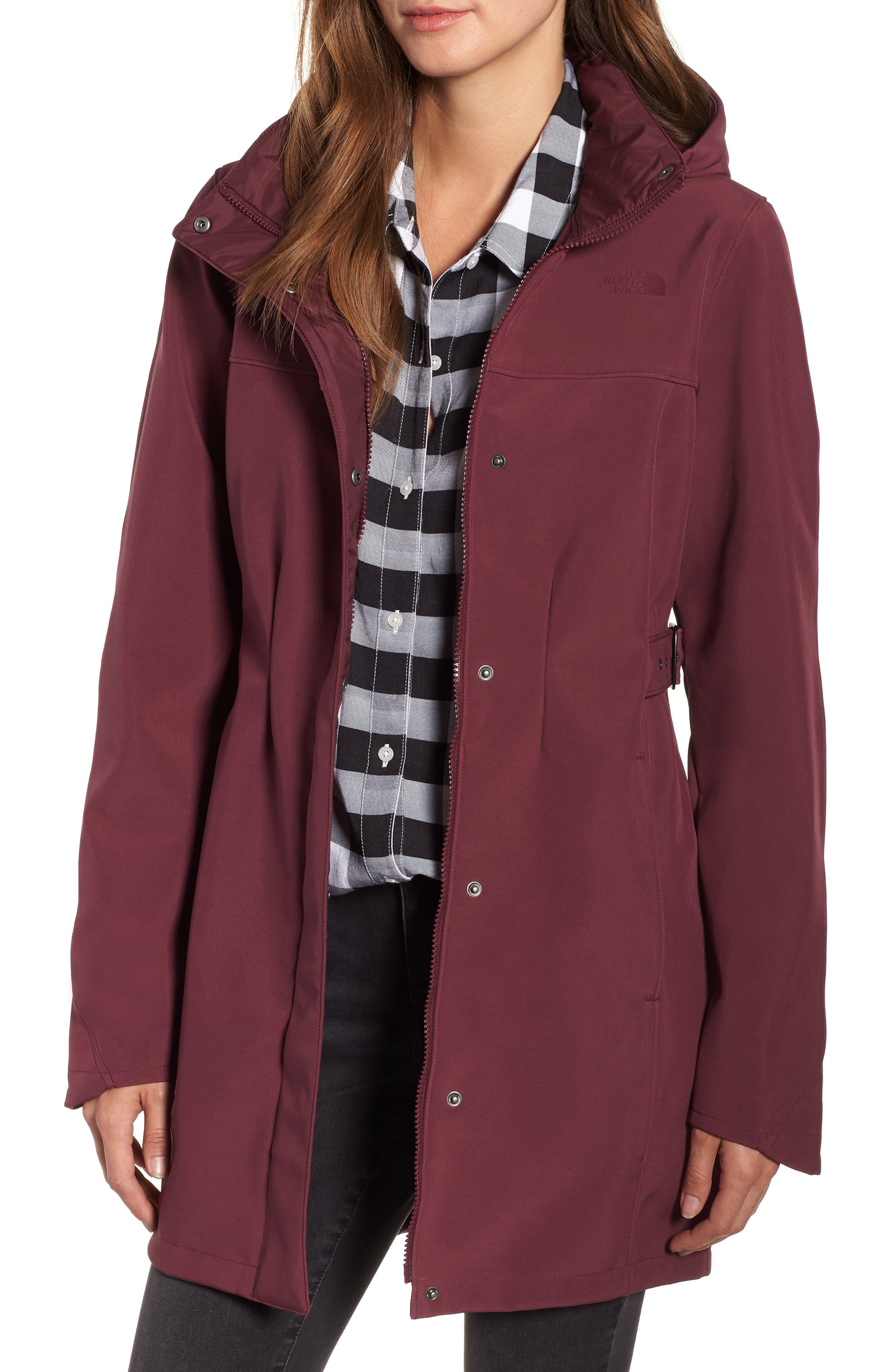 'Apex Bionic Grace' Jacket,                         Main,                         color, Fig