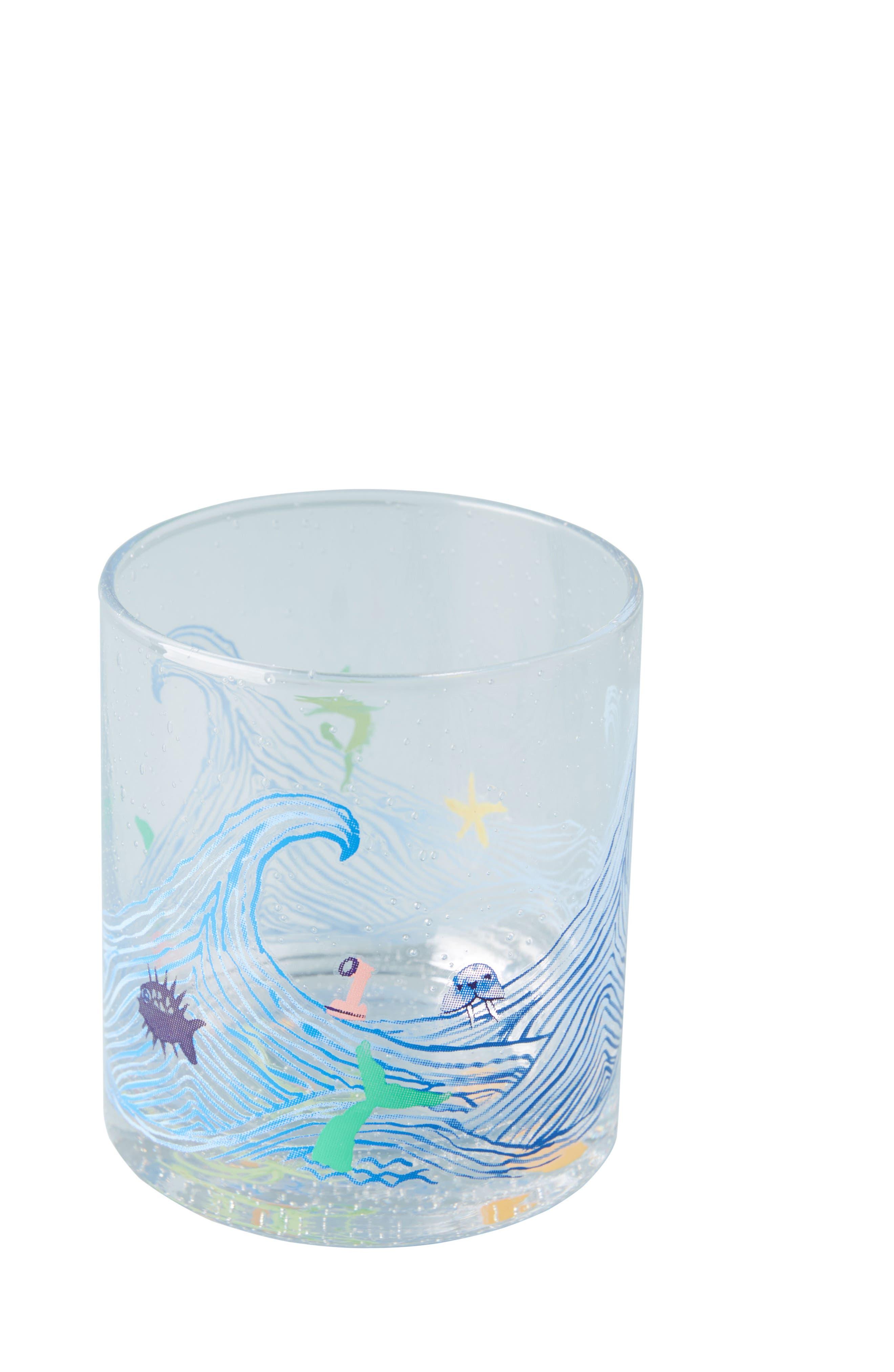 Boca Raton Glass,                             Alternate thumbnail 4, color,                             Blue Combo