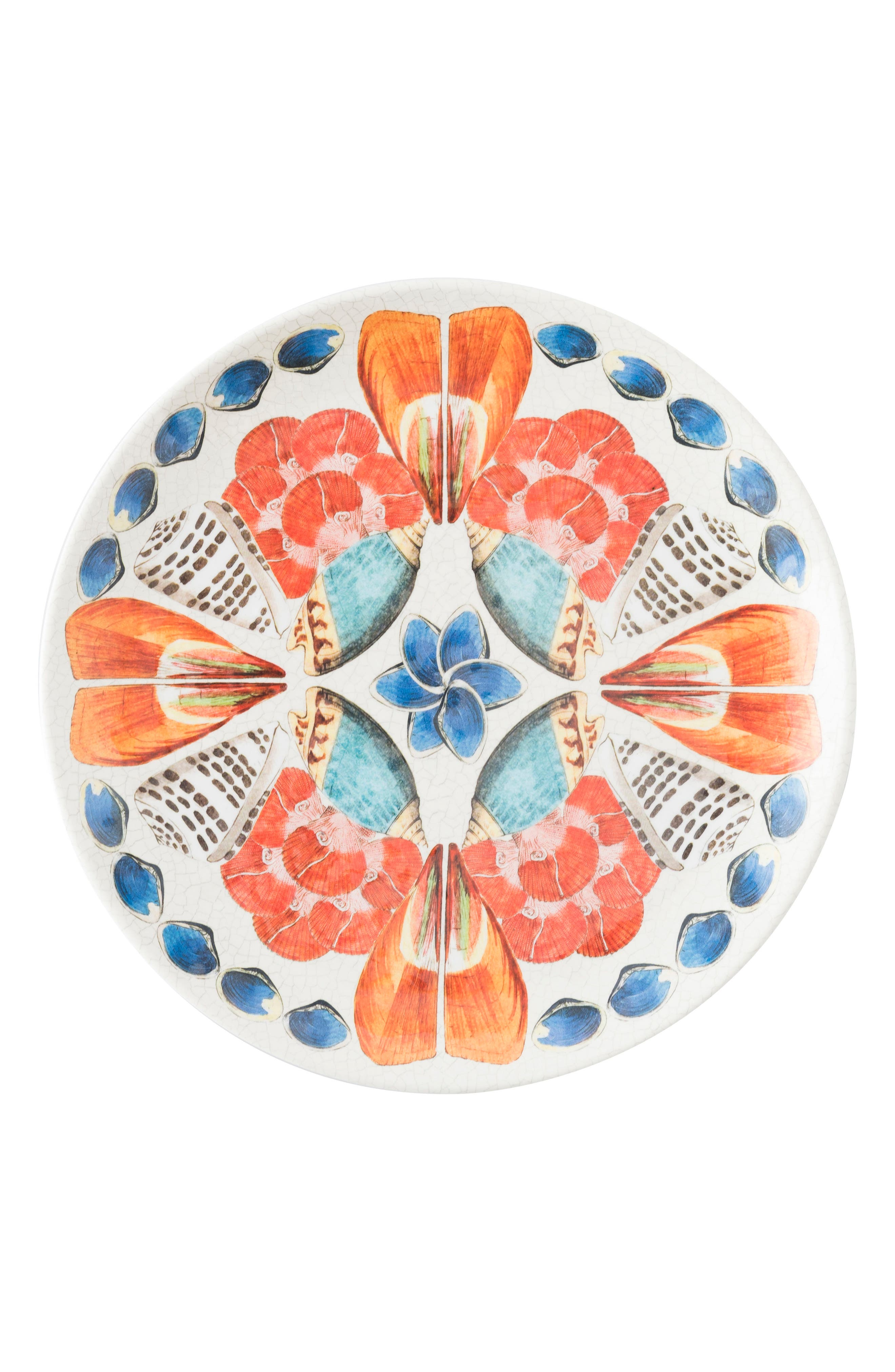 Juliska Oceanica Melamine Dessert/Salad Plate