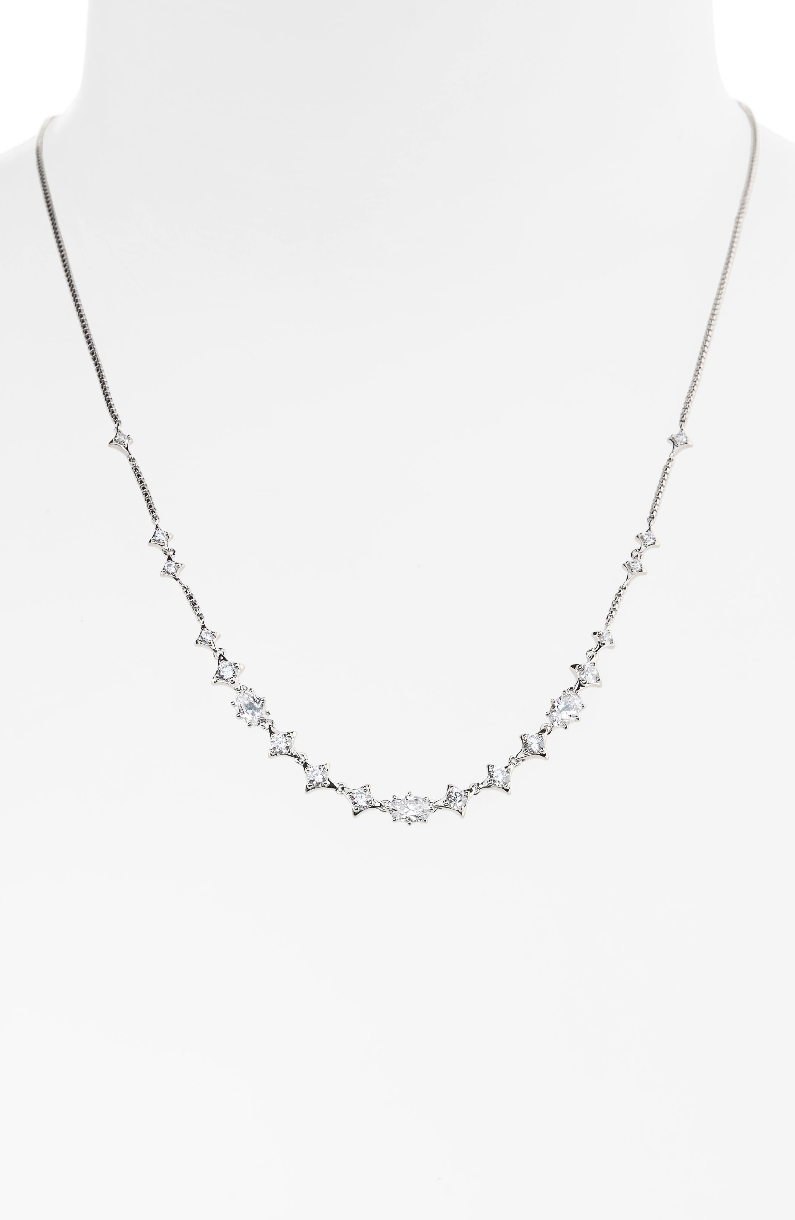 Main Image - Nadri Boho Cubic Zirconia Necklace