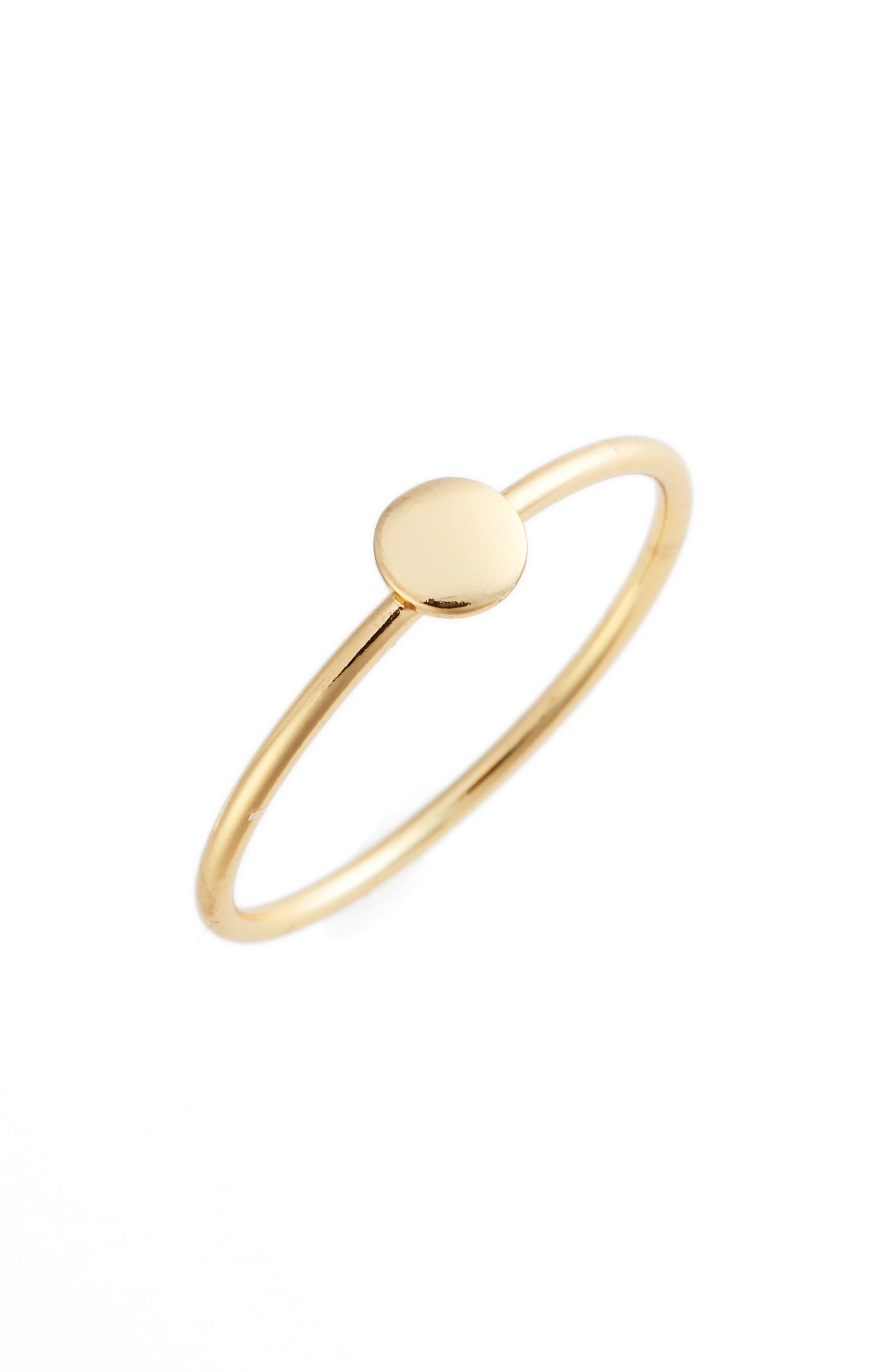 Devon Ring,                         Main,                         color, Gold