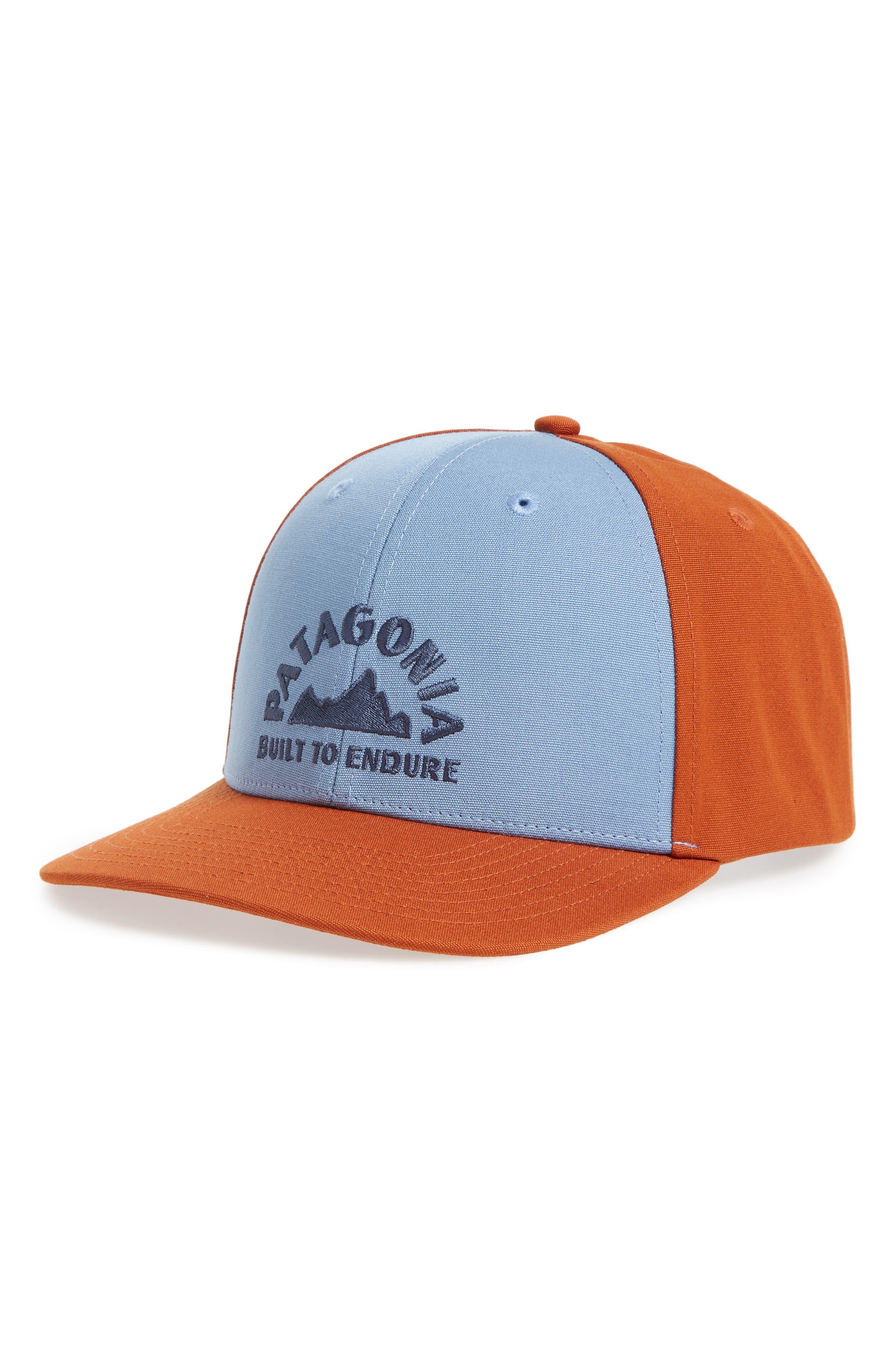 Live Simply Baseball Cap,                         Main,                         color, Railroad Blue