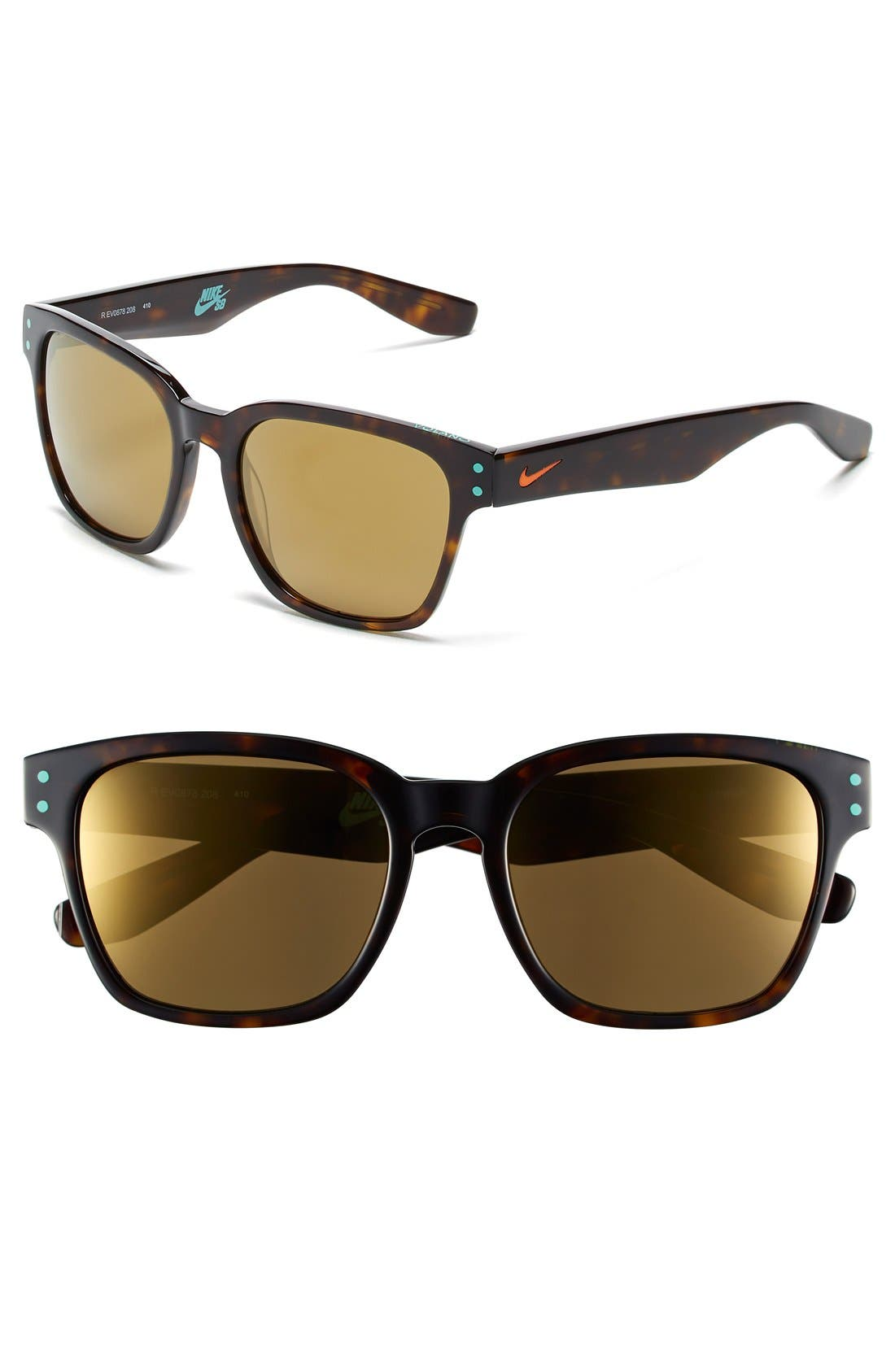 Nike Volano 55mm Sunglasses