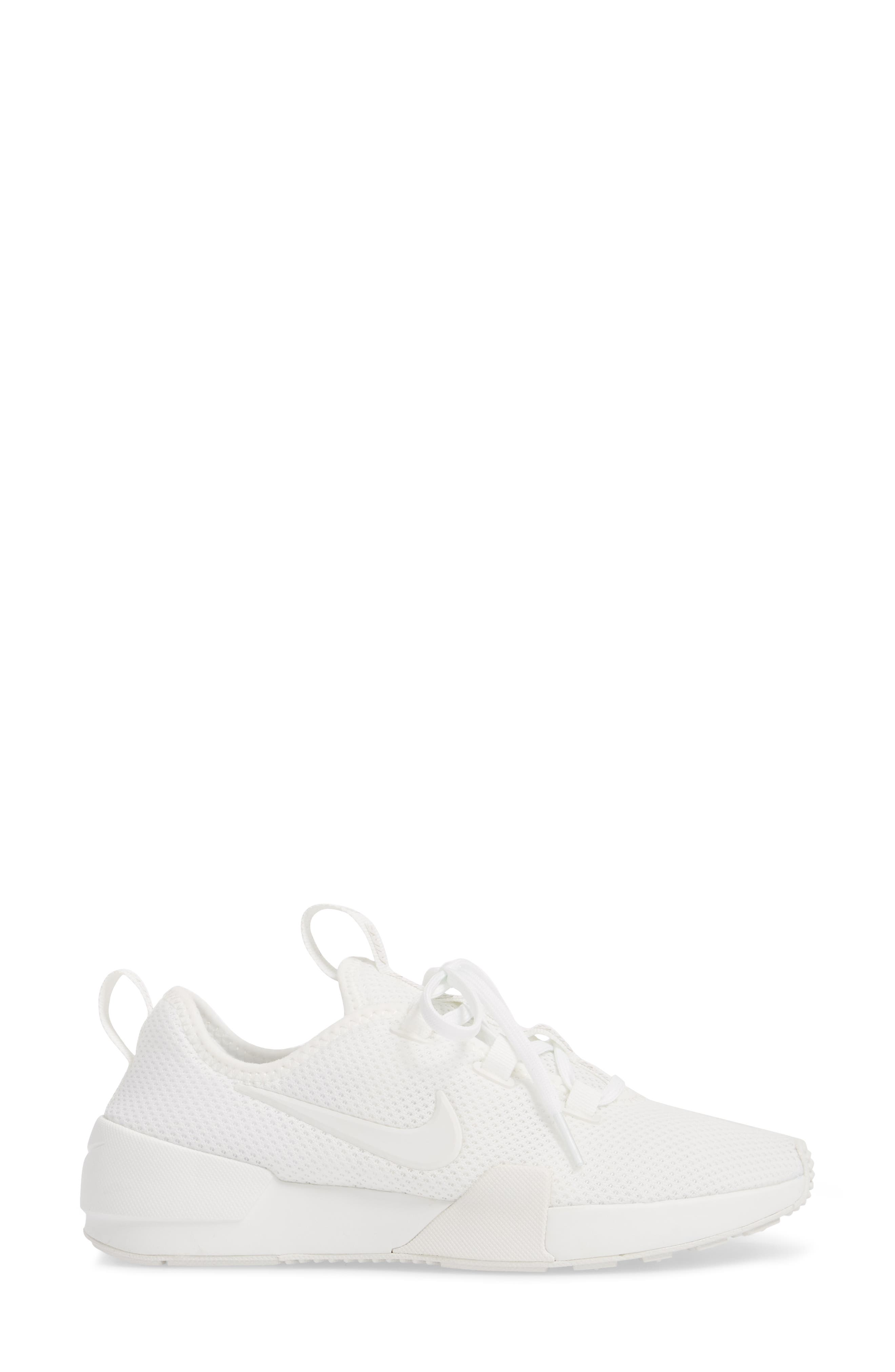 Ashin Modern Shoe,                             Alternate thumbnail 3, color,                             Summit White