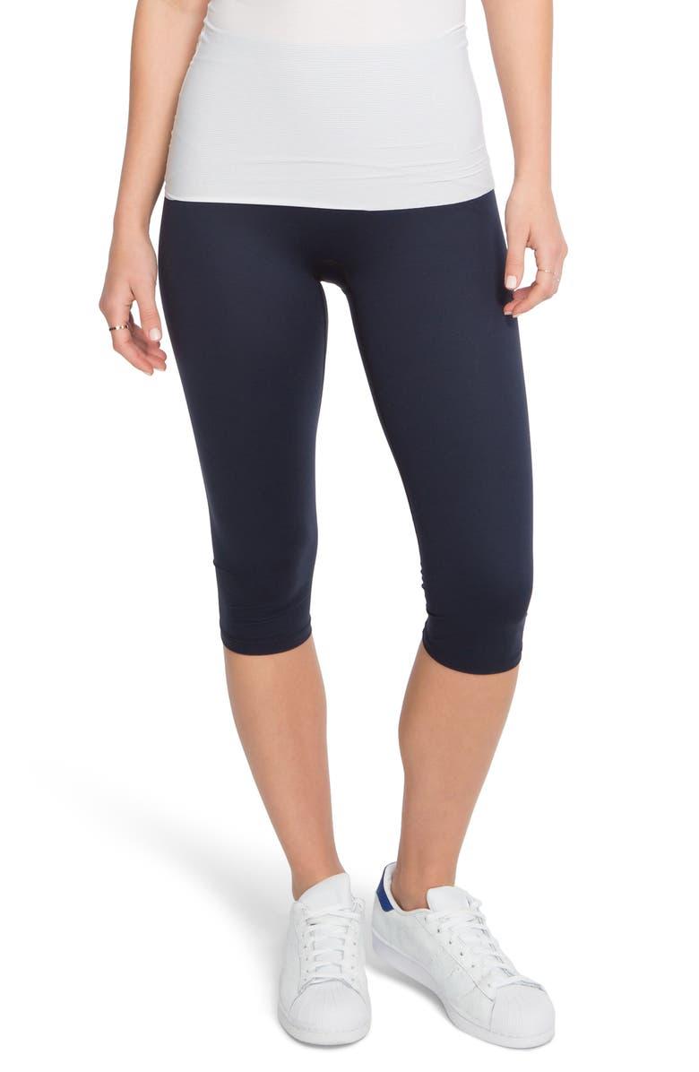 Active Knee-Length Leggings