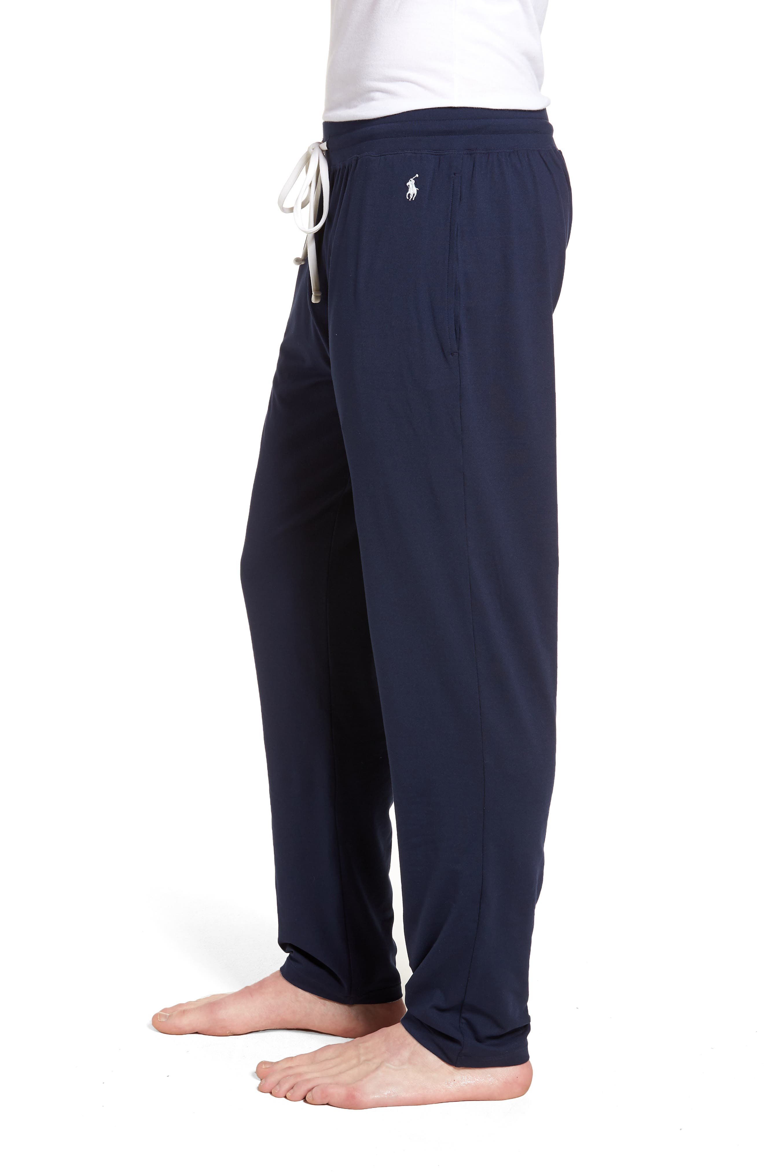 Therma Lounge Pants,                             Alternate thumbnail 3, color,                             Cruise Navy/ Nevis