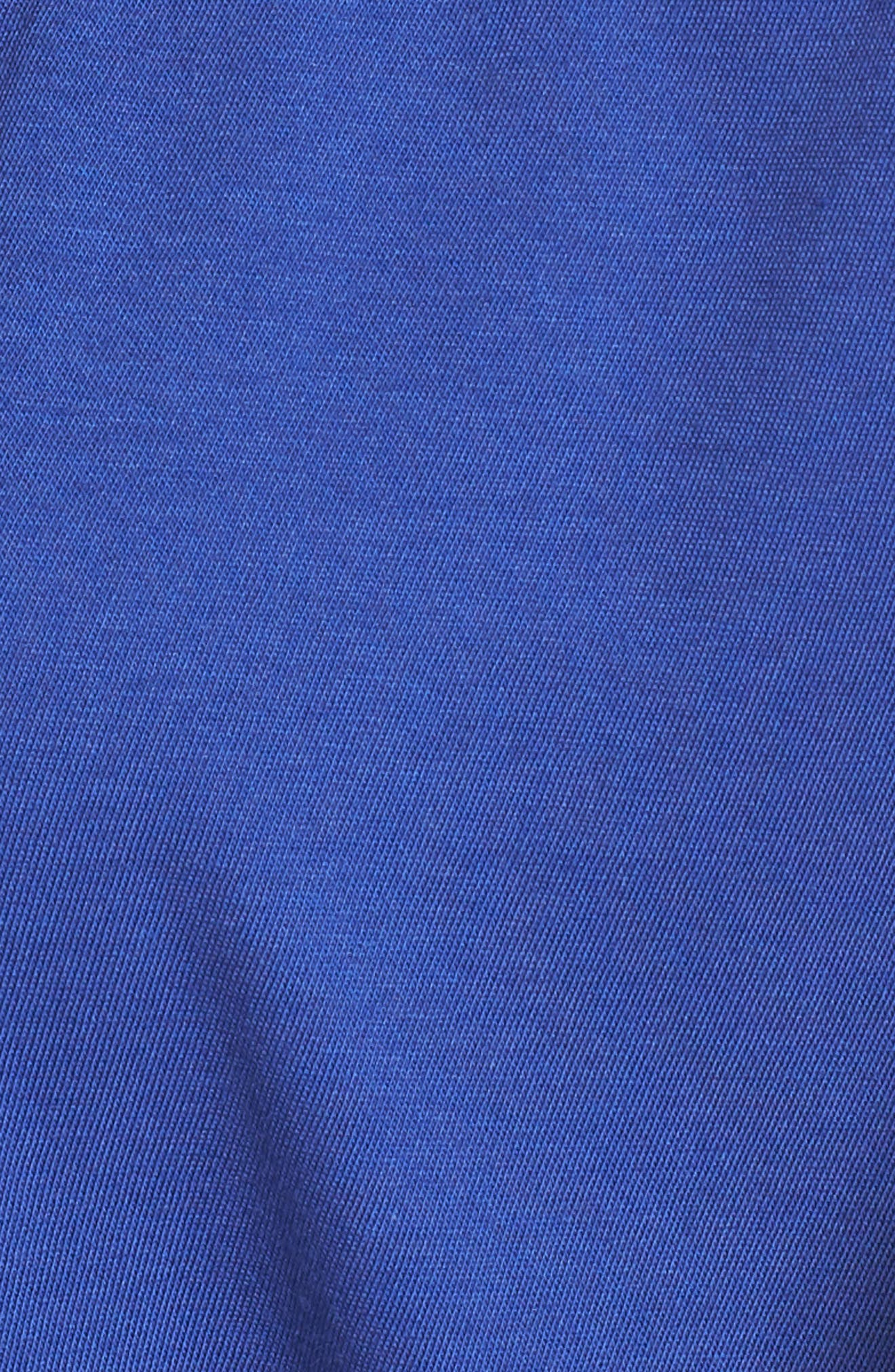 Sweetest Thing Robe,                             Alternate thumbnail 6, color,                             Blue