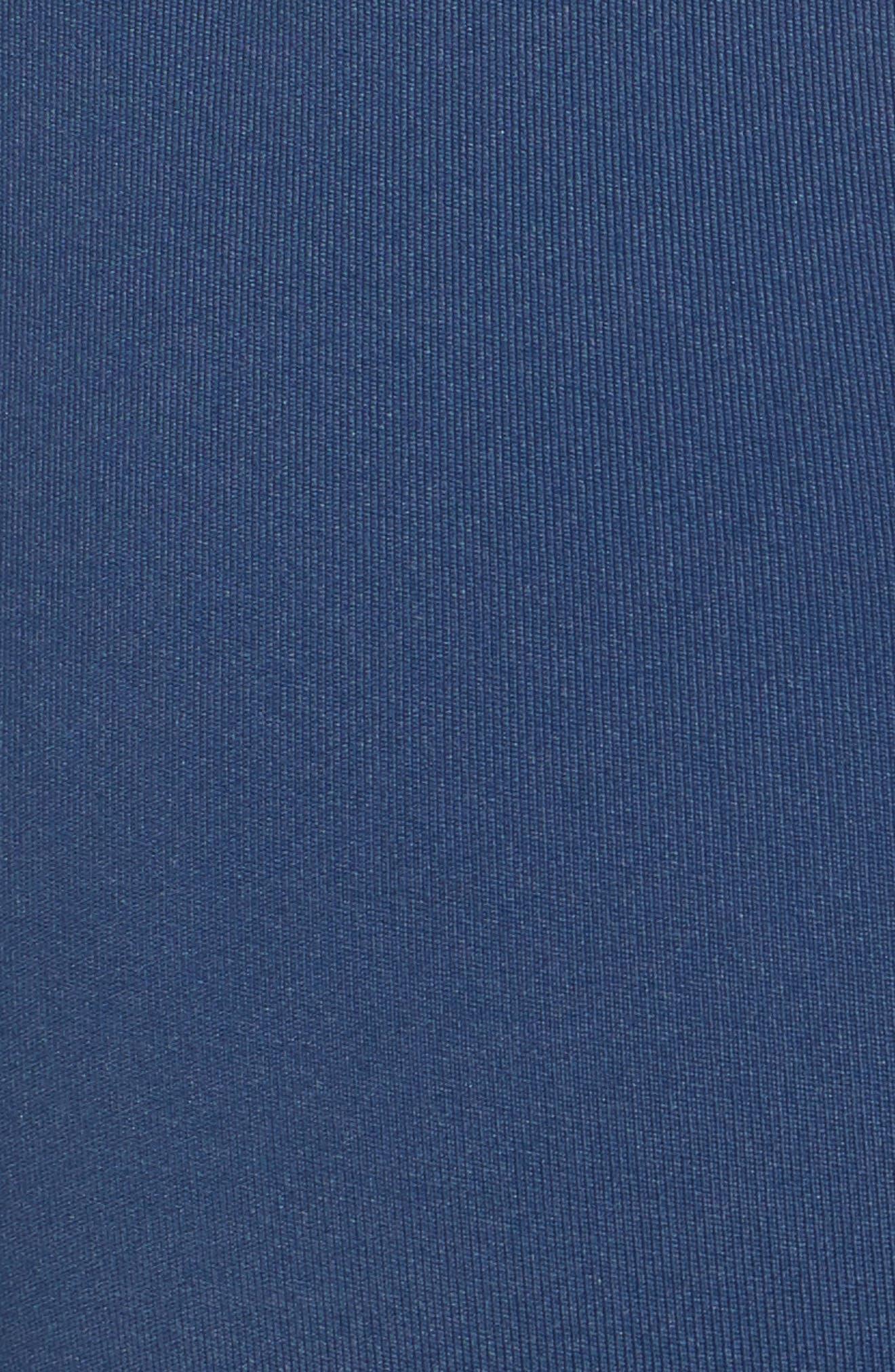 Marilyn Sports Bra,                             Alternate thumbnail 5, color,                             Blue Insignia