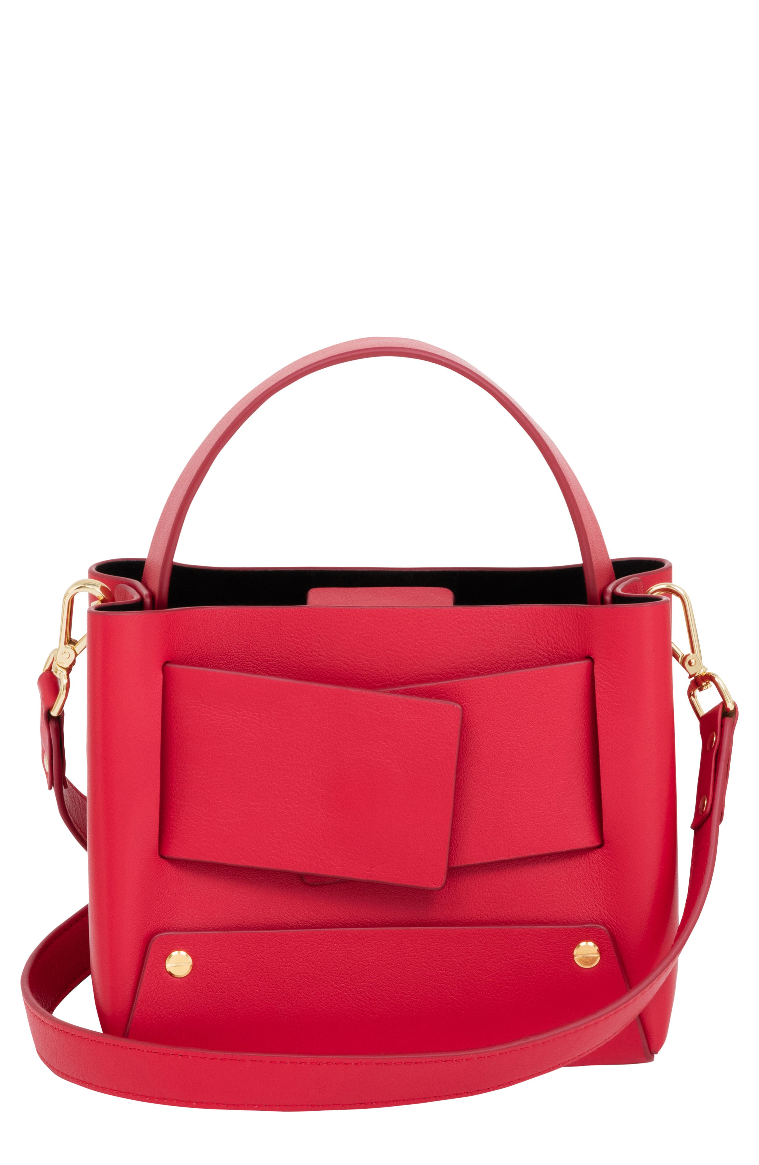 Dinky Crossbody Bag - Red