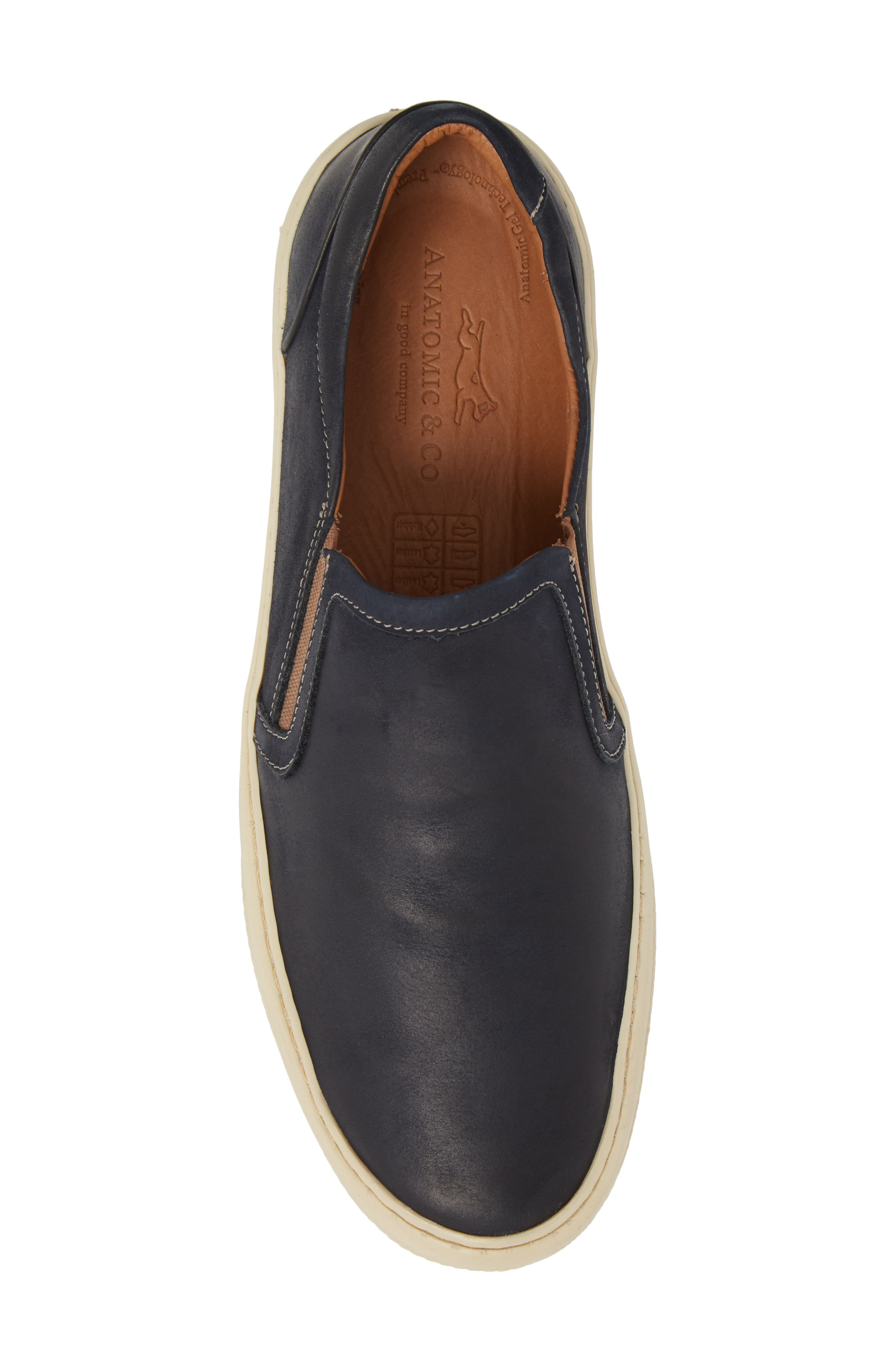 Alternate Image 5  - ANATOMIC & CO. Itabuna Slip-On Sneaker (Men)