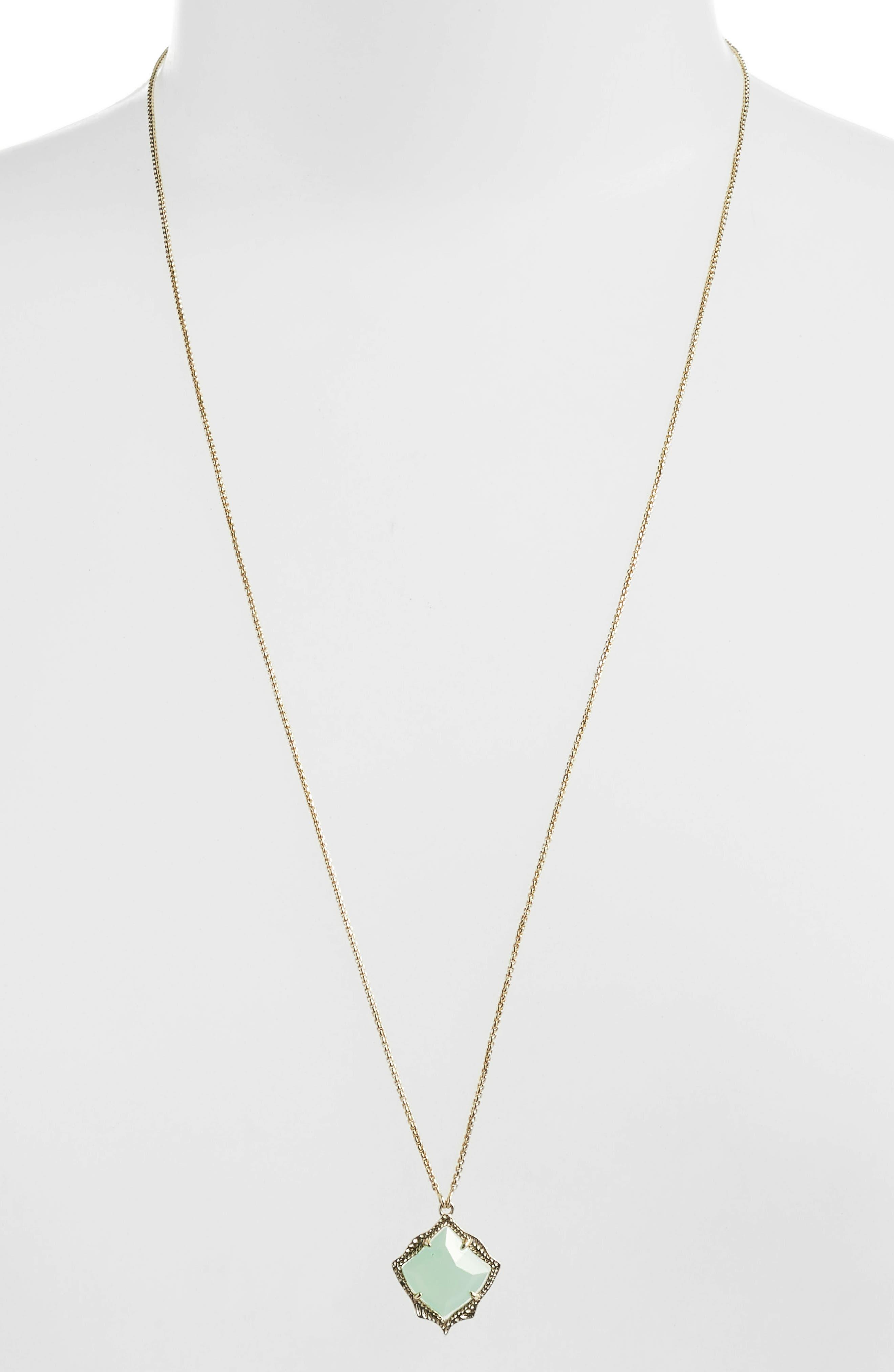Alternate Image 1 Selected - Kendra Scott Kacey Pendant Necklace